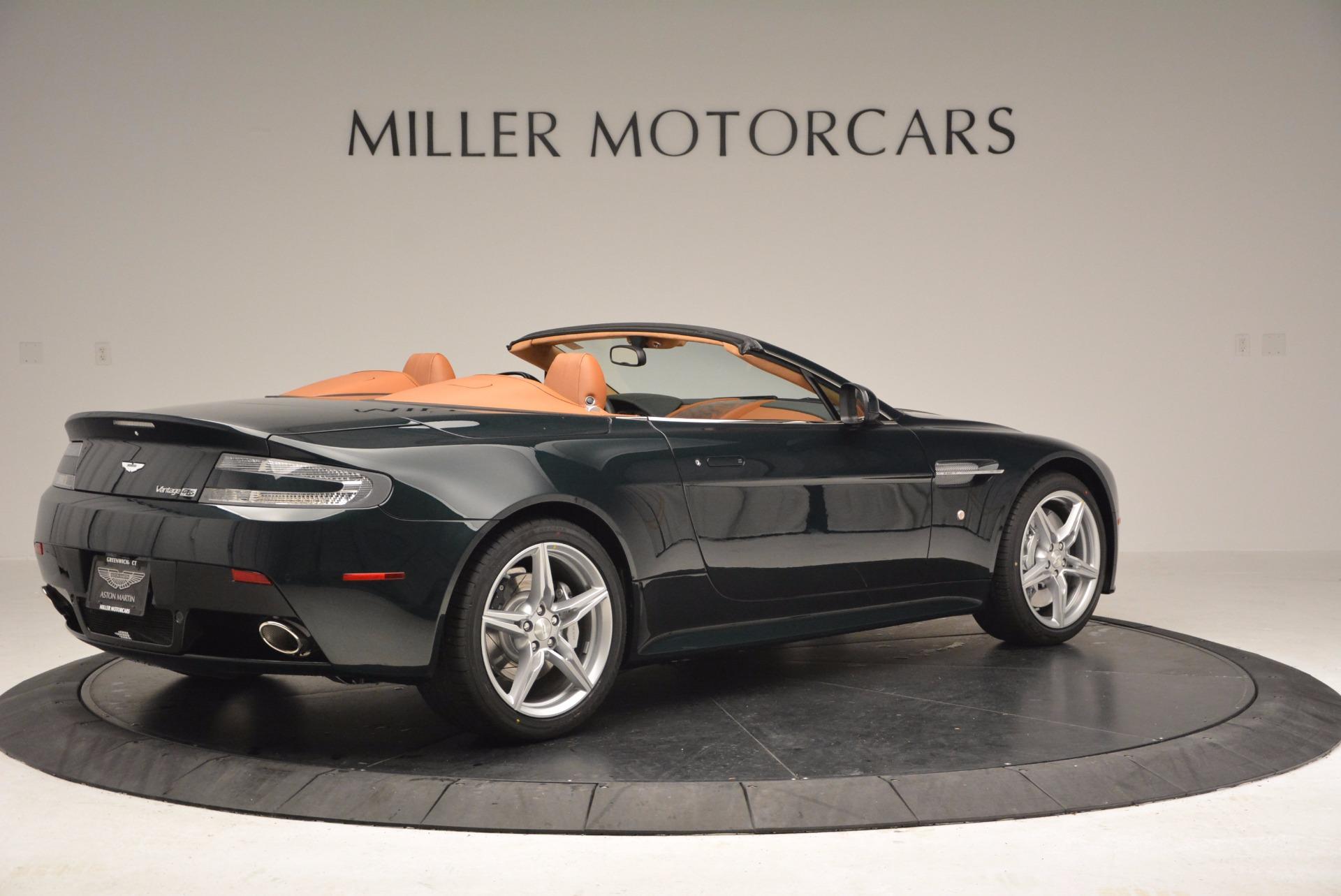 Used 2016 Aston Martin V8 Vantage S Roadster