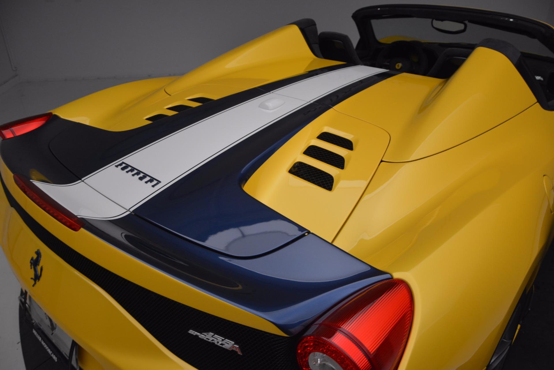 Used 2015 Ferrari 458 Speciale Aperta