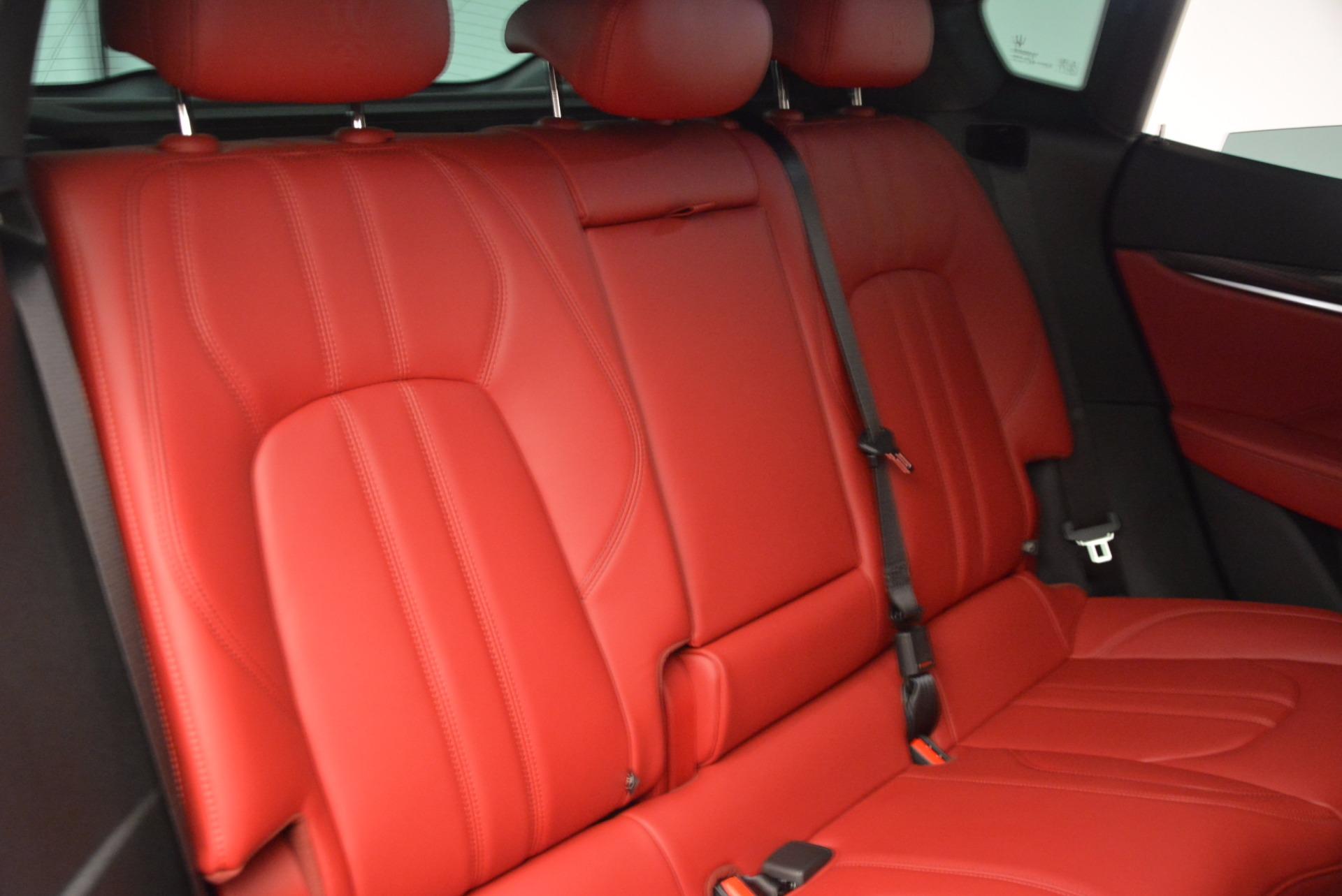 New 2018 Maserati Levante S GranSport
