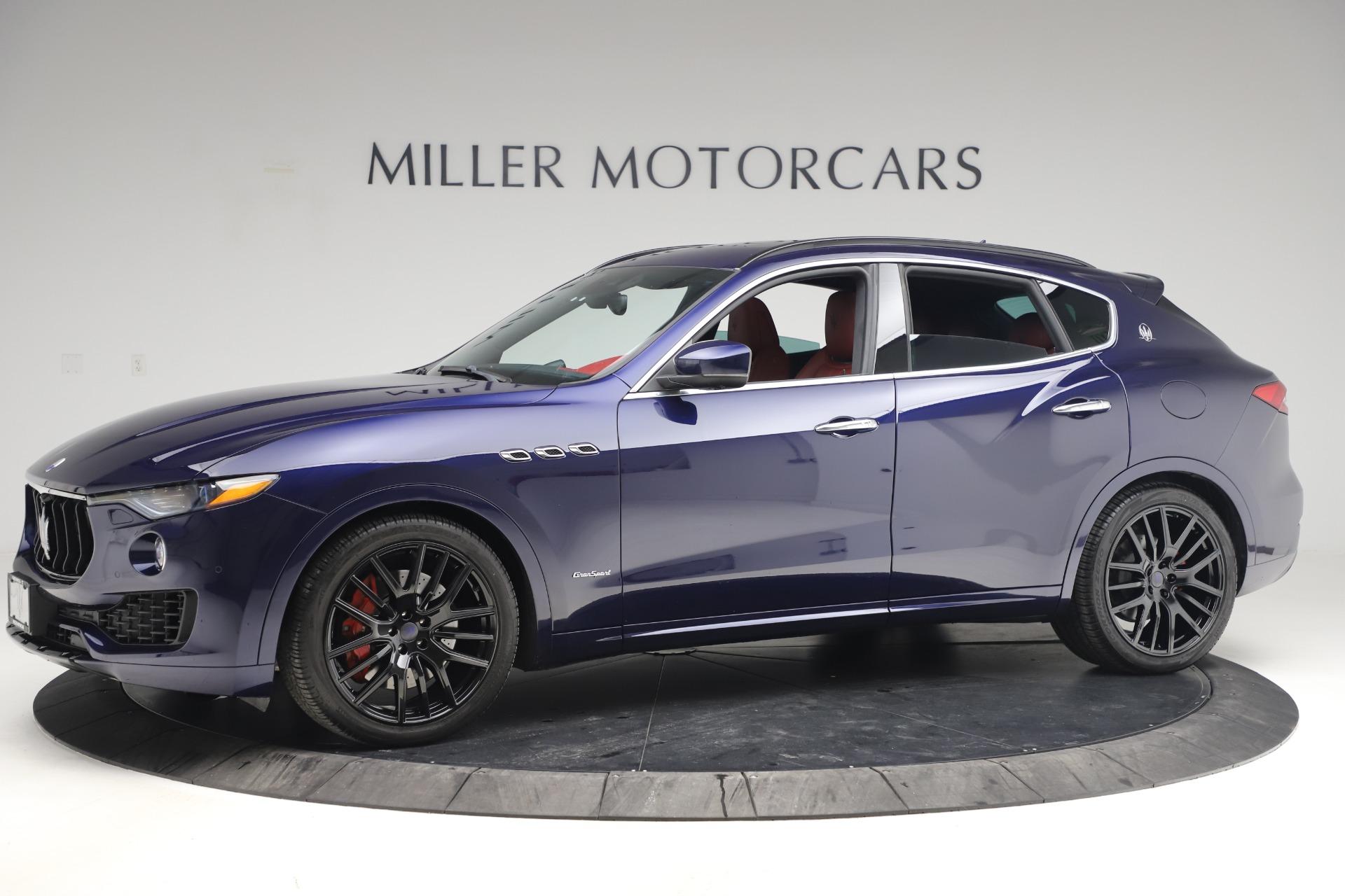 Used 2018 Maserati Levante S GranSport