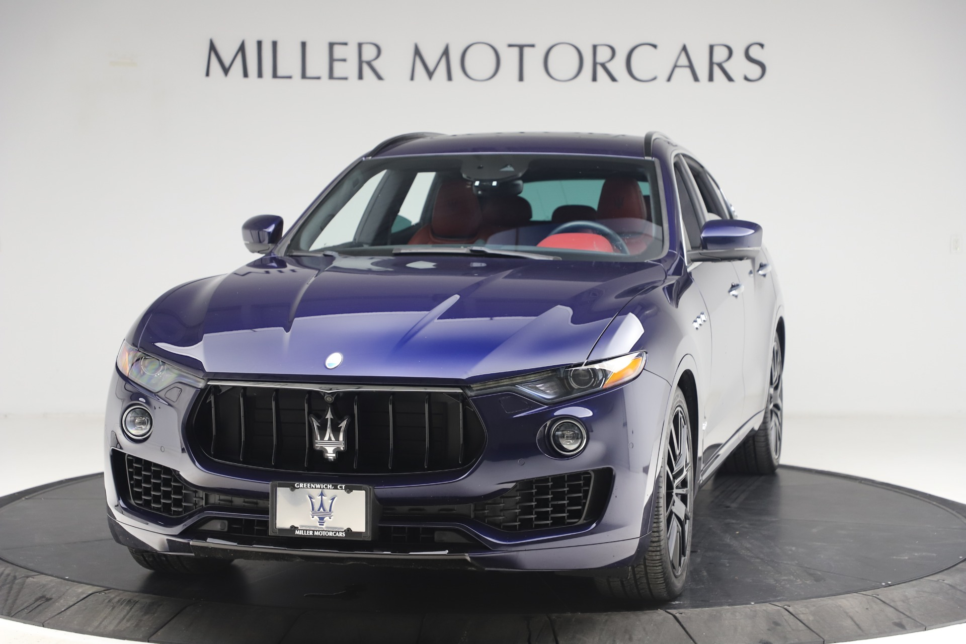 Used 2018 Maserati Levante S GranSport | Greenwich, CT