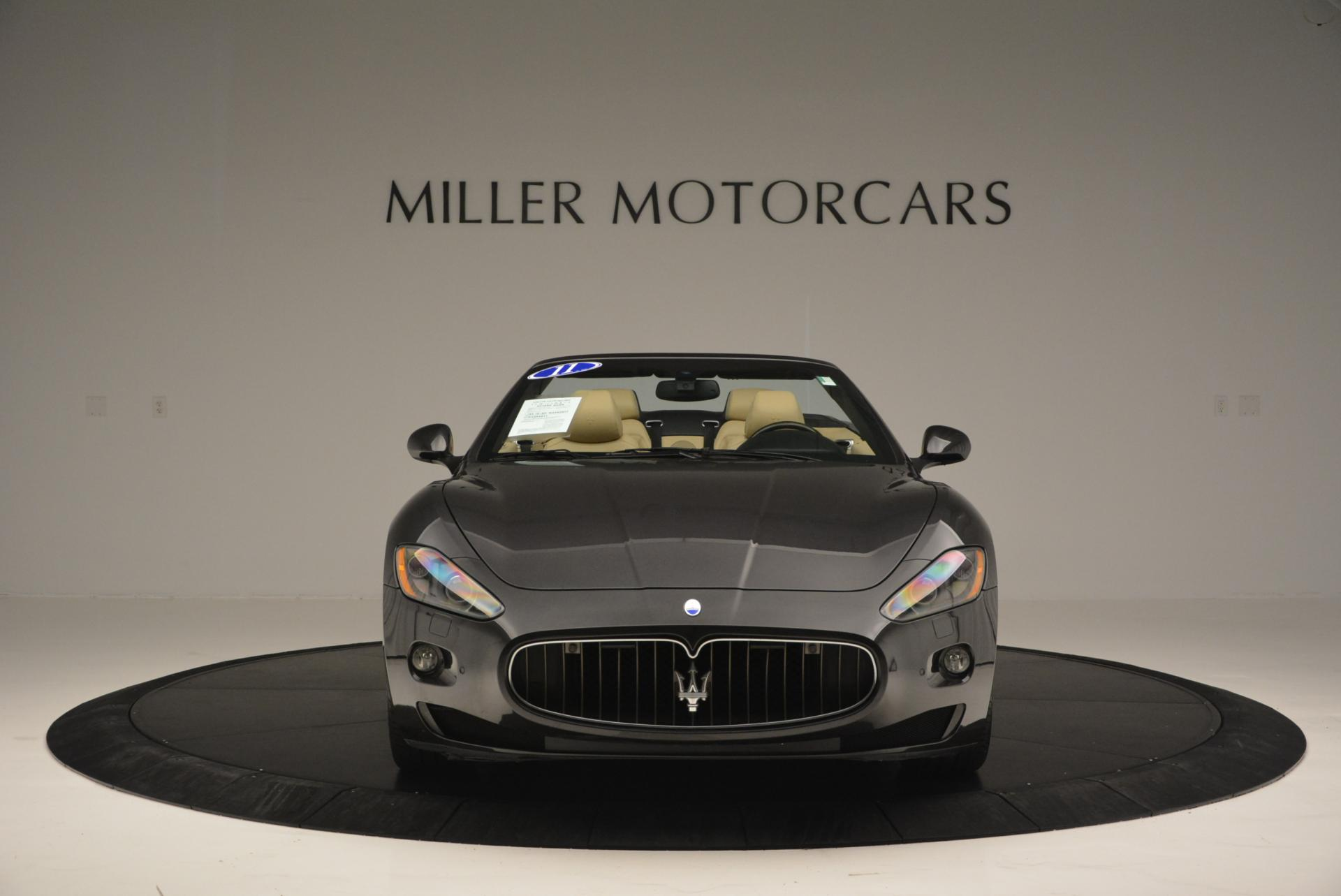 Used 2011 Maserati GranTurismo Base