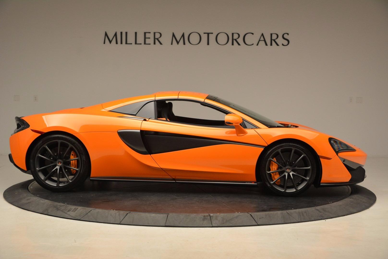 New 2018 McLaren 570S Spider