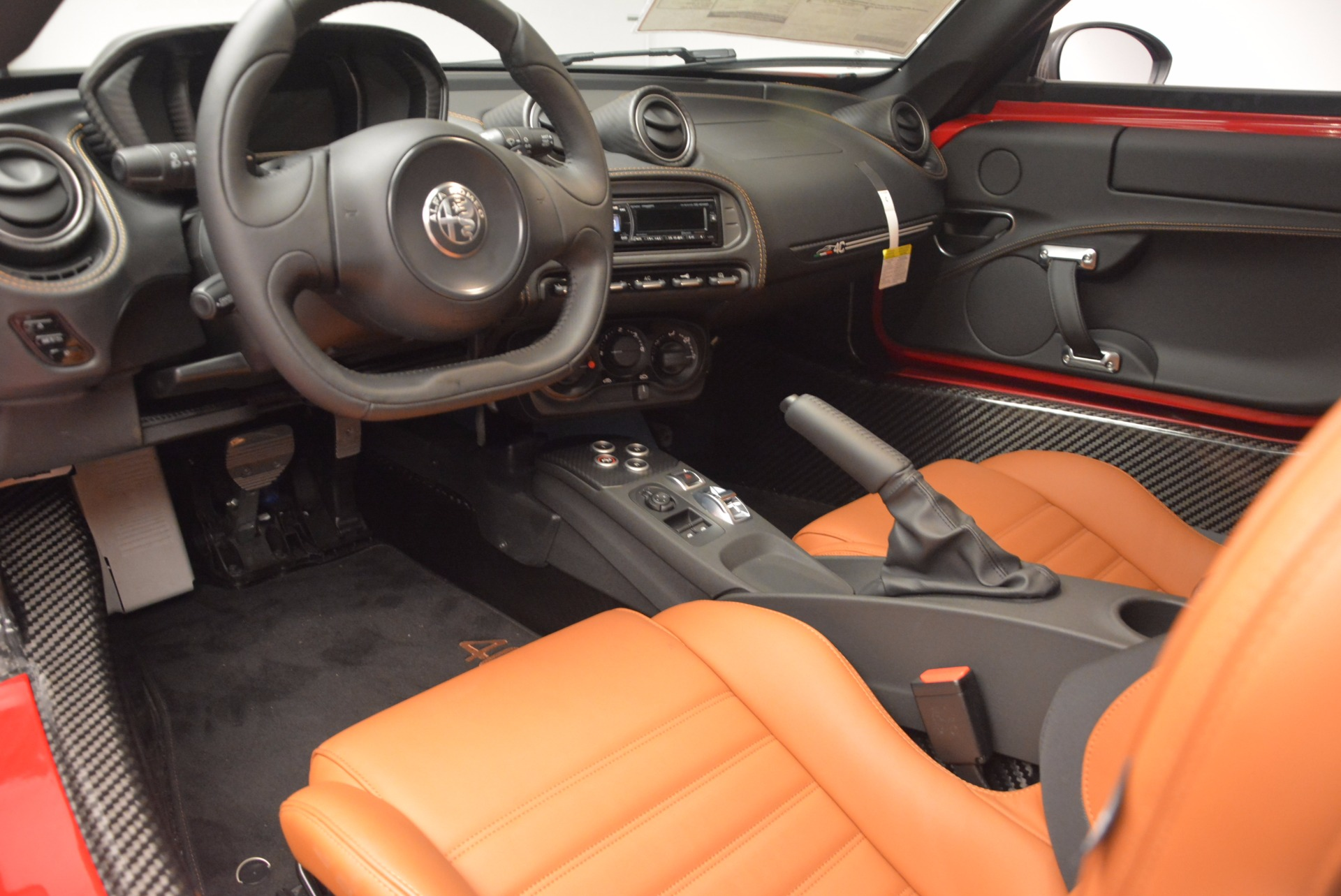 New 2018 Alfa Romeo 4C Coupe