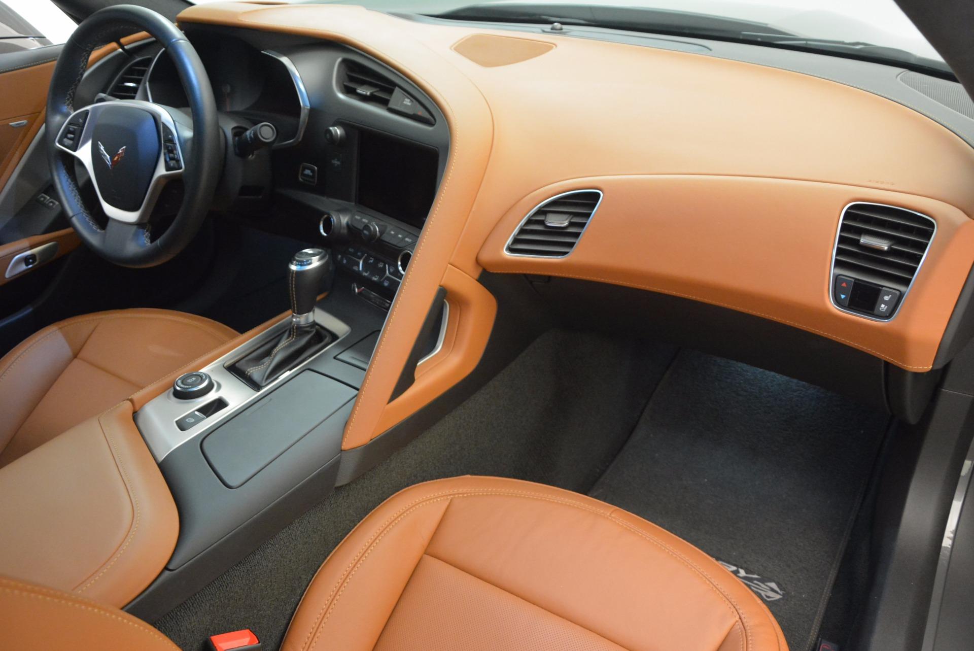 Used 2015 Chevrolet Corvette Stingray Z51