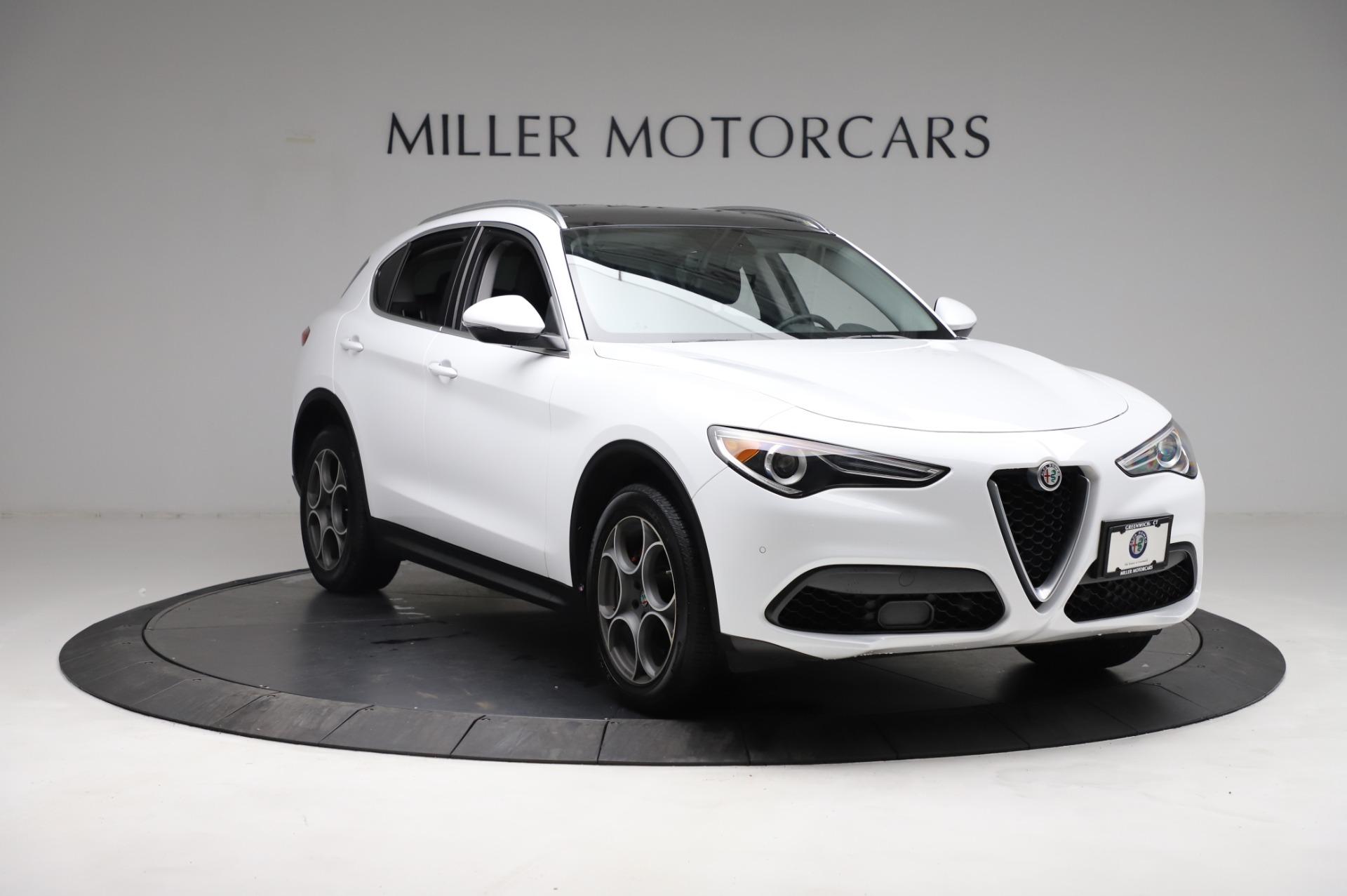 Used 2018 Alfa Romeo Stelvio Q4