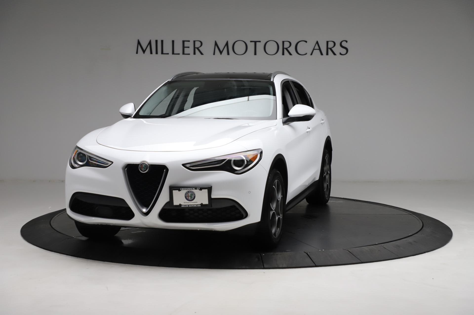 Used 2018 Alfa Romeo Stelvio Q4 | Greenwich, CT