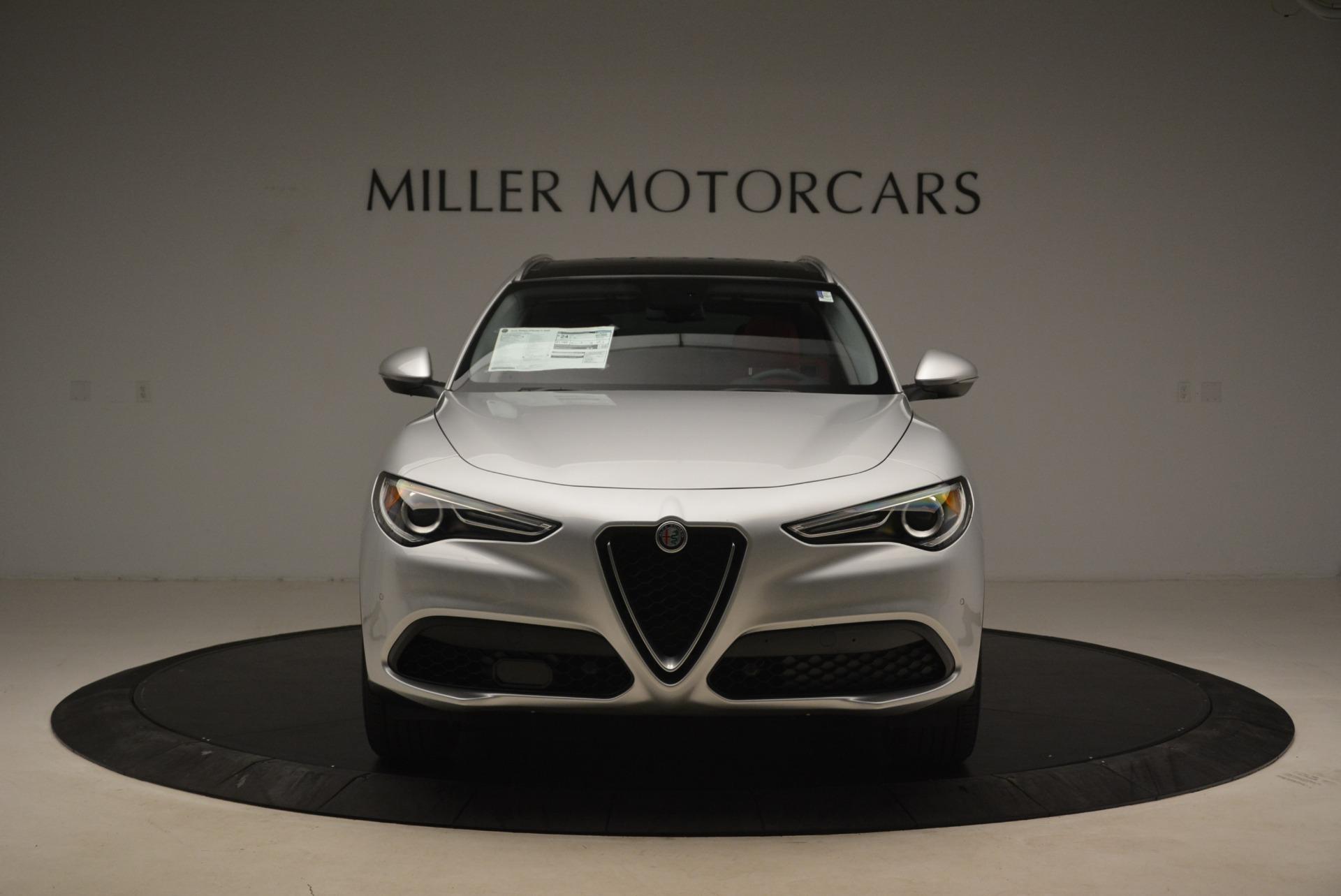 New 2018 Alfa Romeo Stelvio Ti Q4