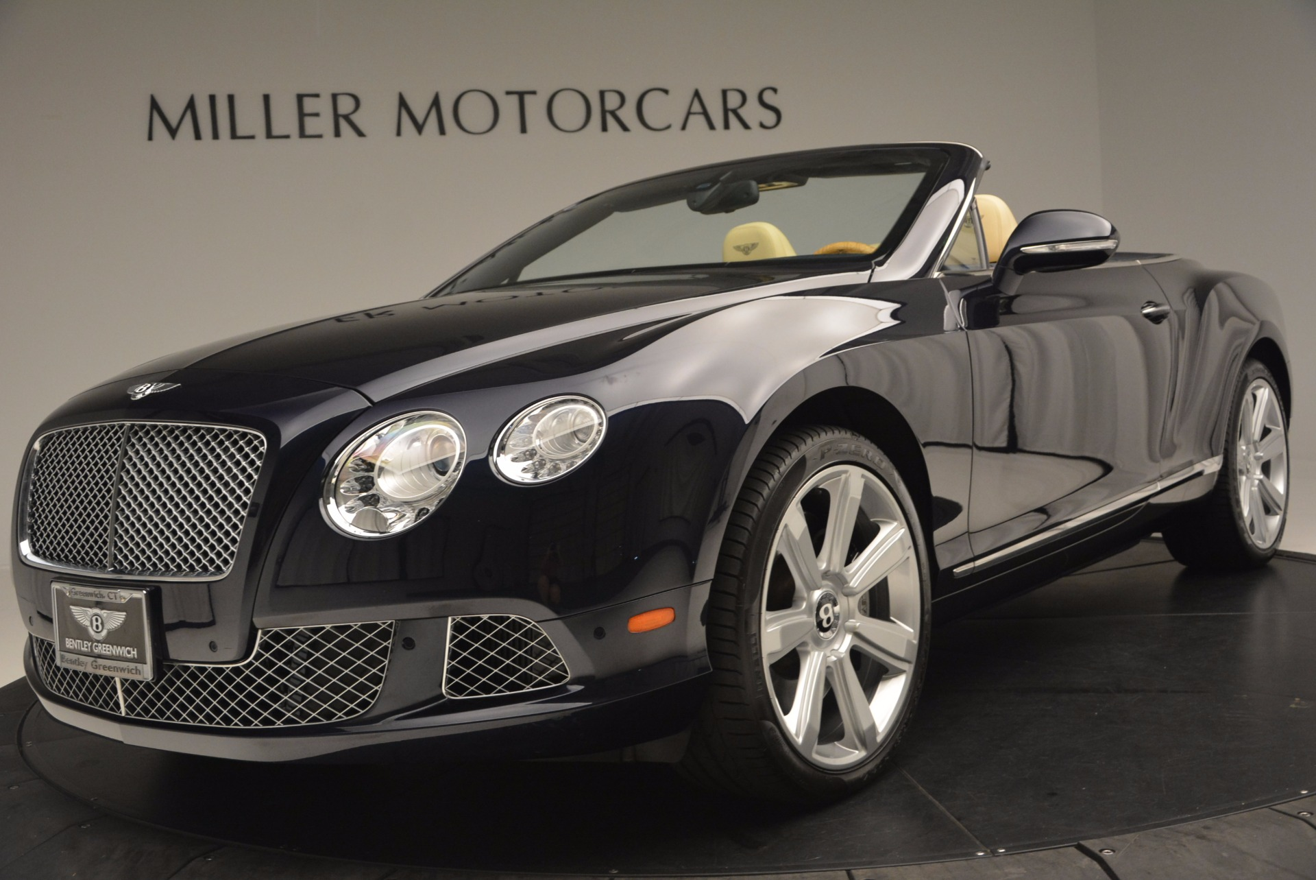 Used 2012 Bentley Continental GTC