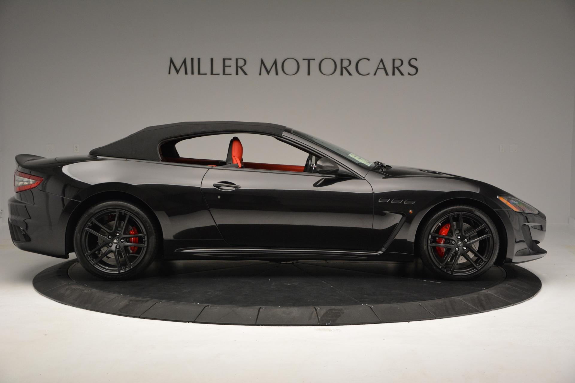 New 2016 Maserati GranTurismo Convertible MC