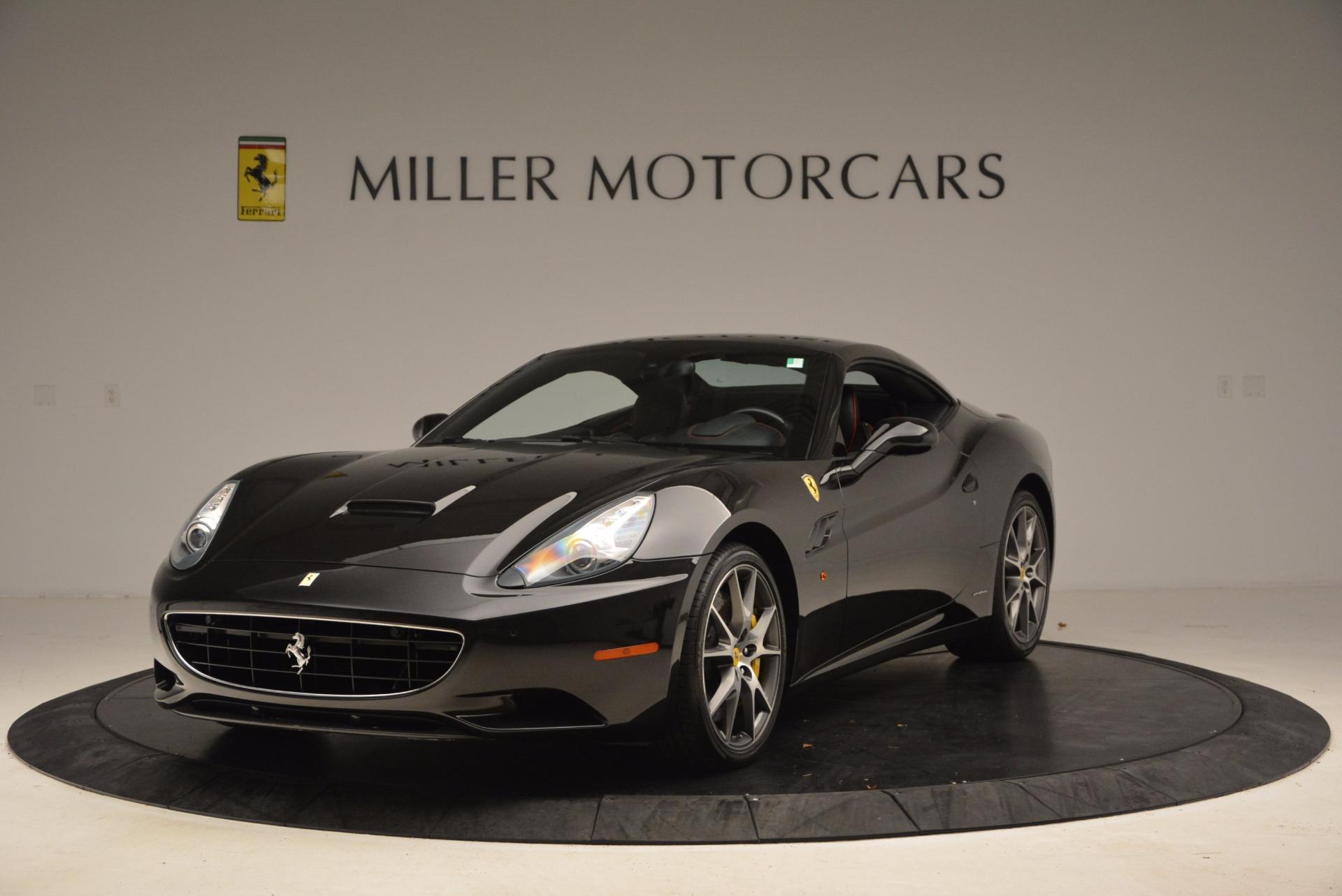 Used 2013 Ferrari California