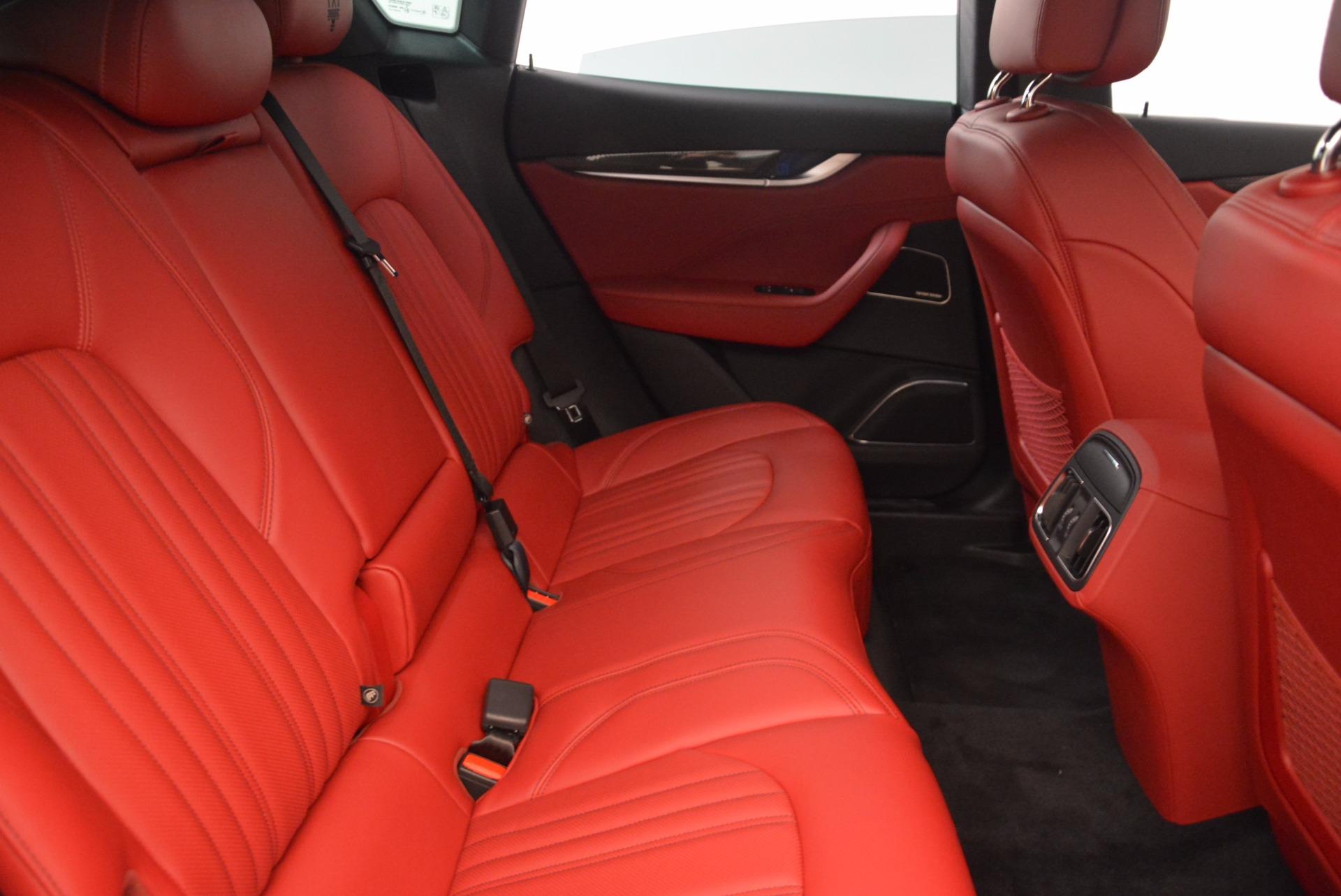 New 2018 Maserati Levante S Q4 GranLusso