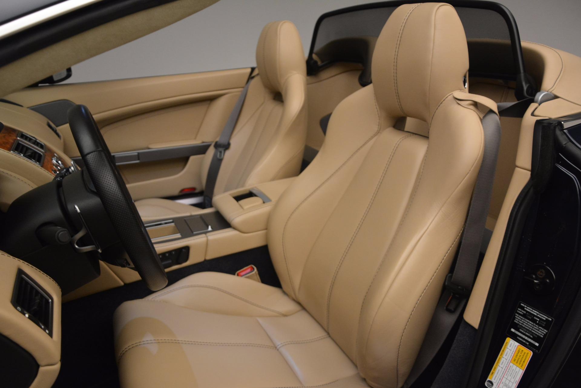 Used 2014 Aston Martin V8 Vantage Roadster