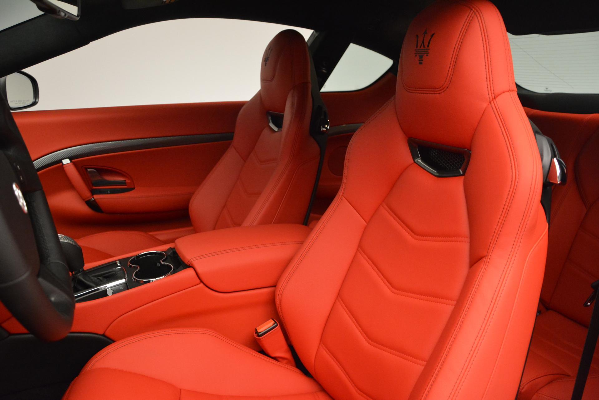 New 2016 Maserati GranTurismo Sport