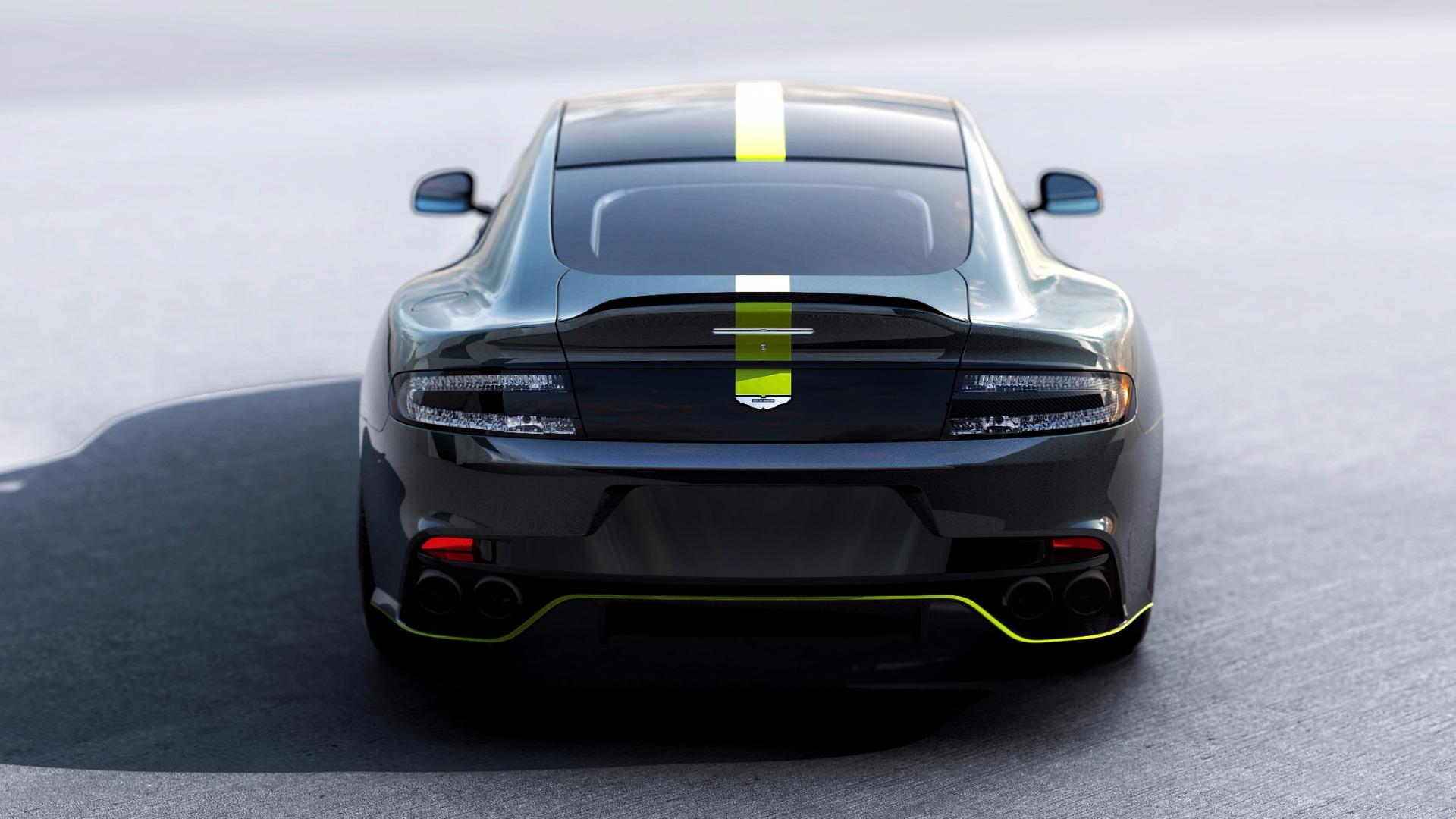 New 2019 Aston Martin Rapide AMR Shadow Edition