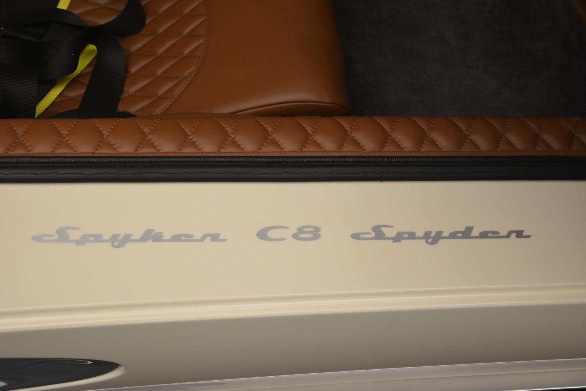Used 2006 Spyker C8 Spyder
