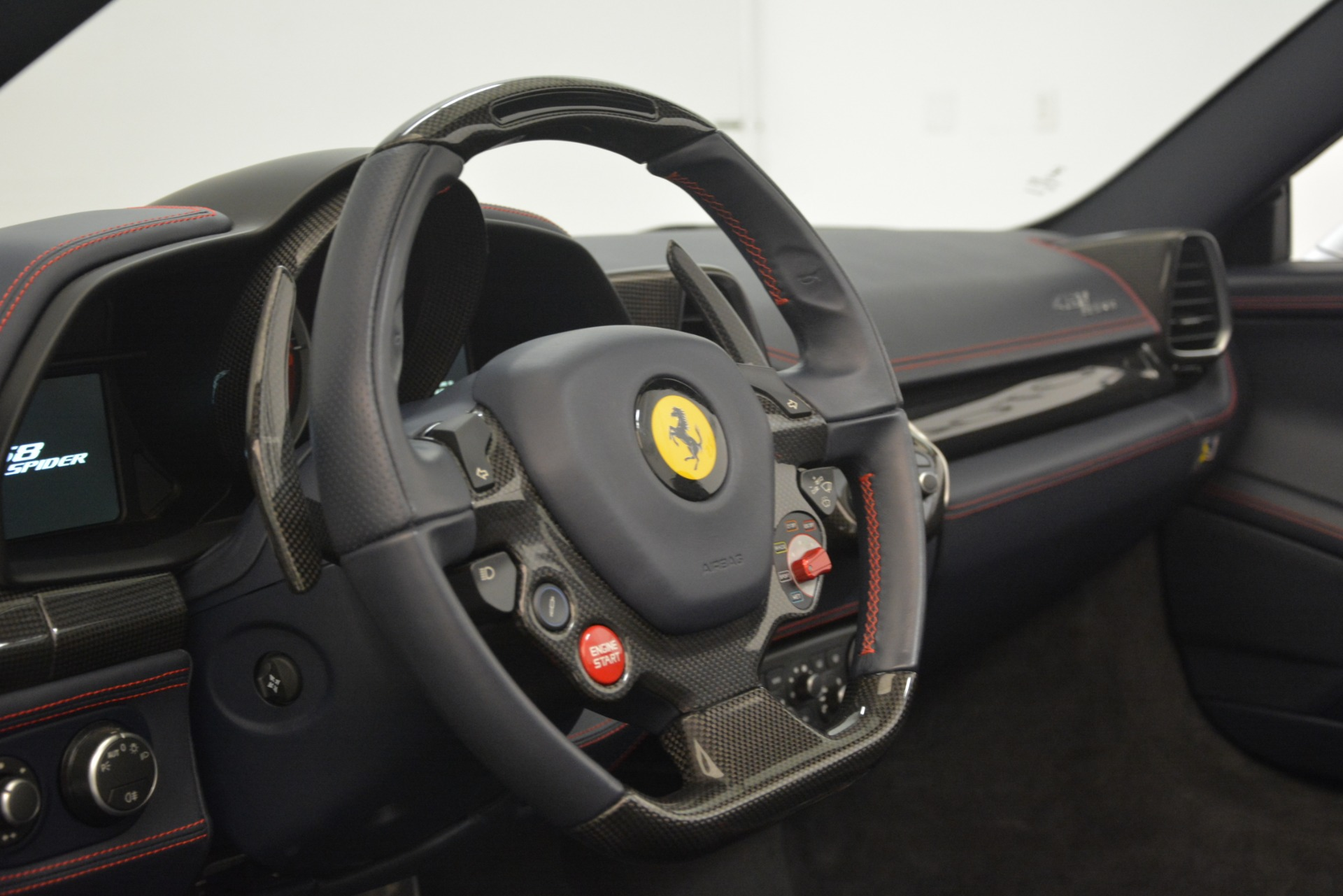 Used 2015 Ferrari 458 Spider