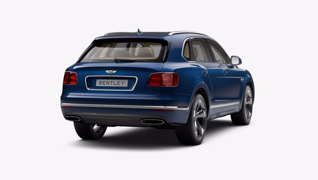 New 2018 Bentley Bentayga Signature