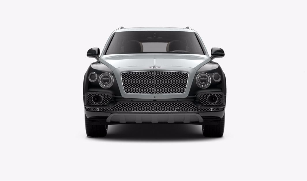New 2018 Bentley Bentayga Mulliner