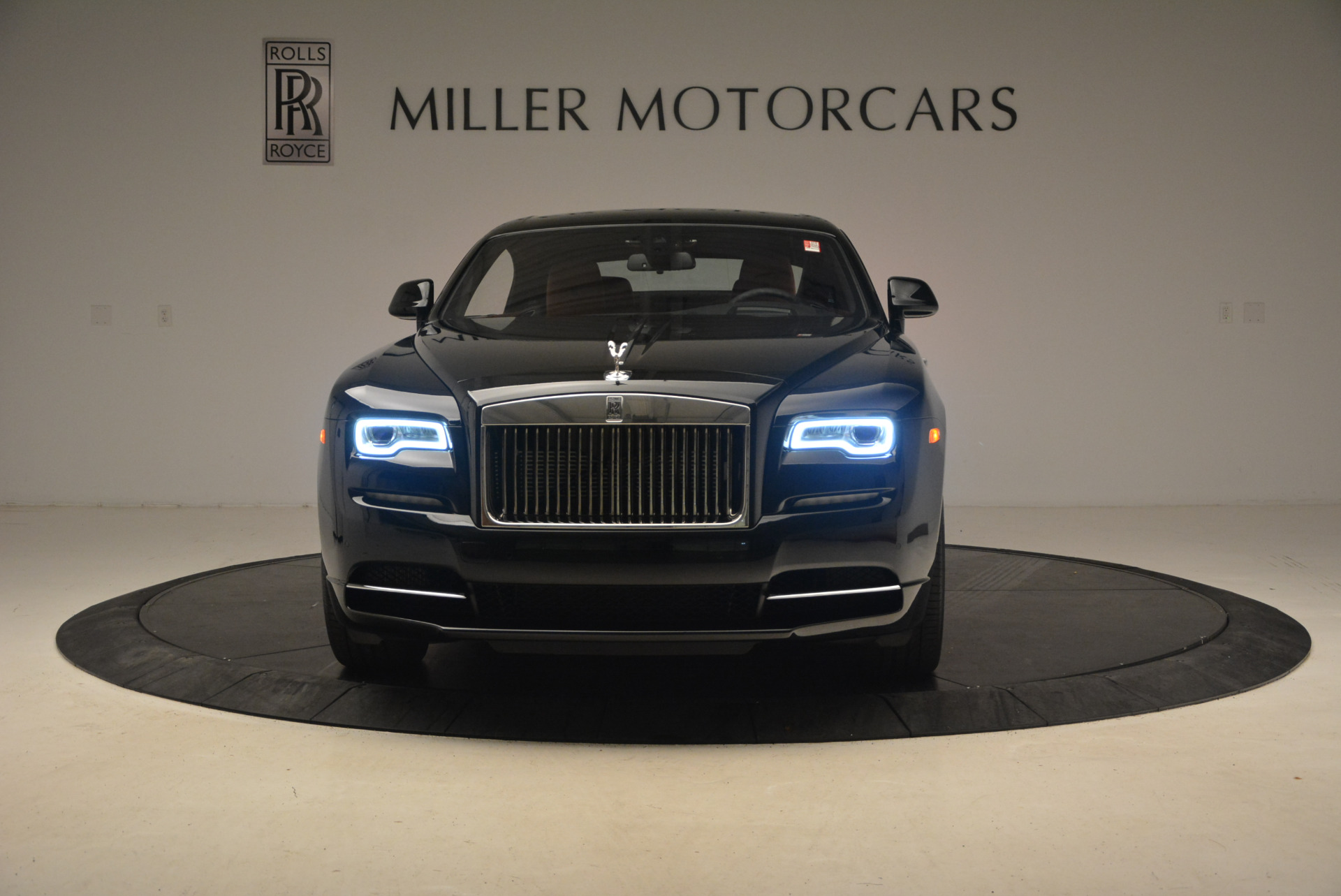 New 2018 Rolls Royce Wraith