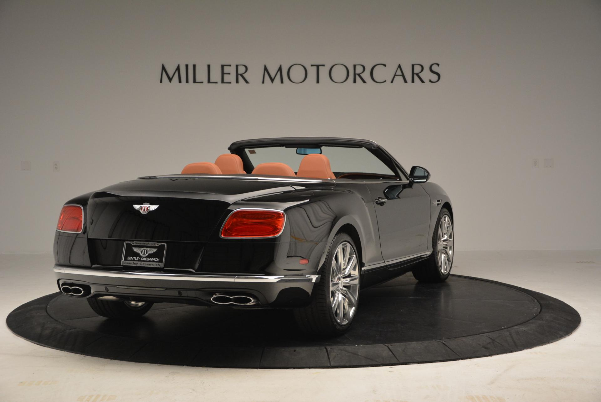 Used 2016 Bentley Continental GT V8 Convertible