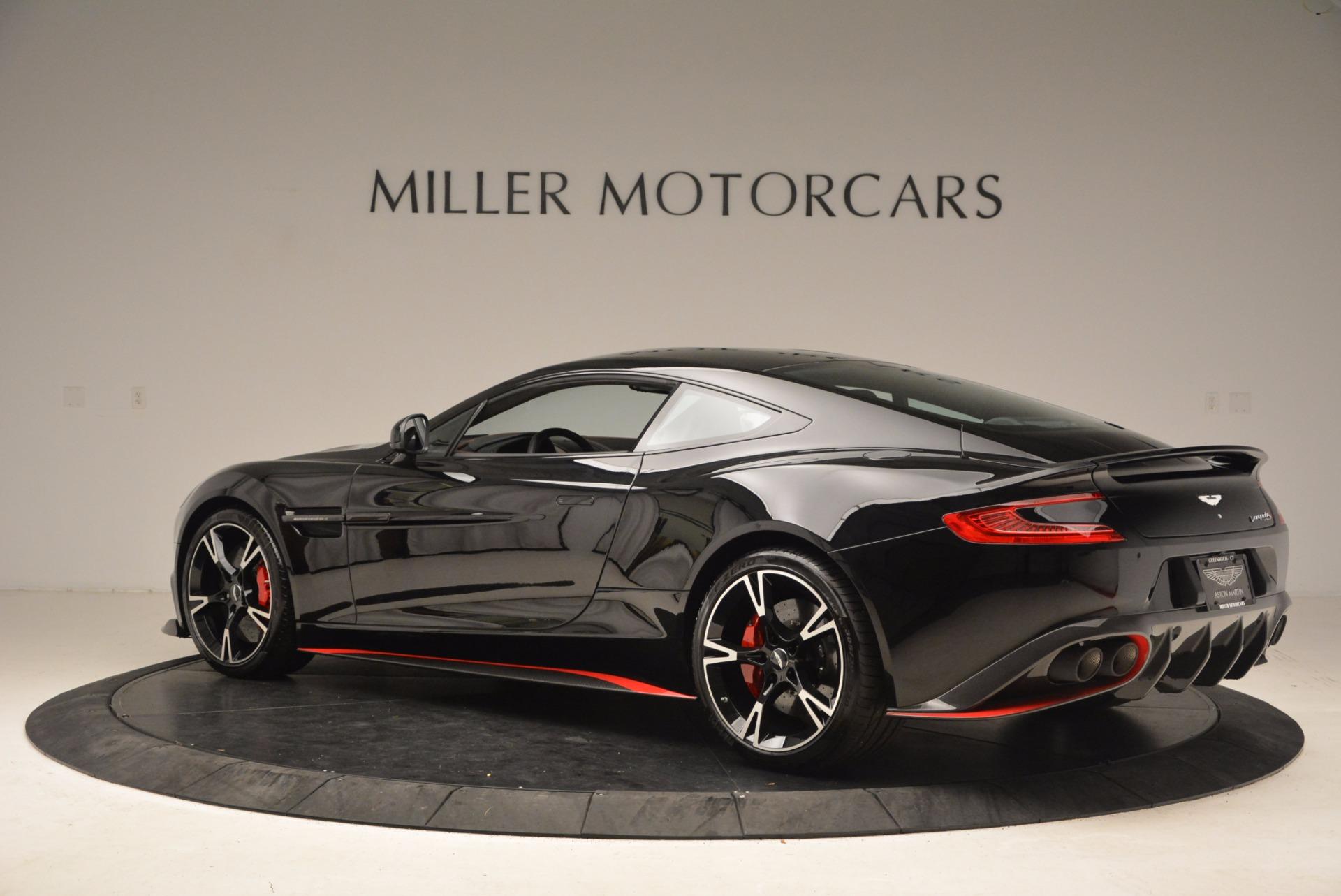 Used 2018 Aston Martin Vanquish S