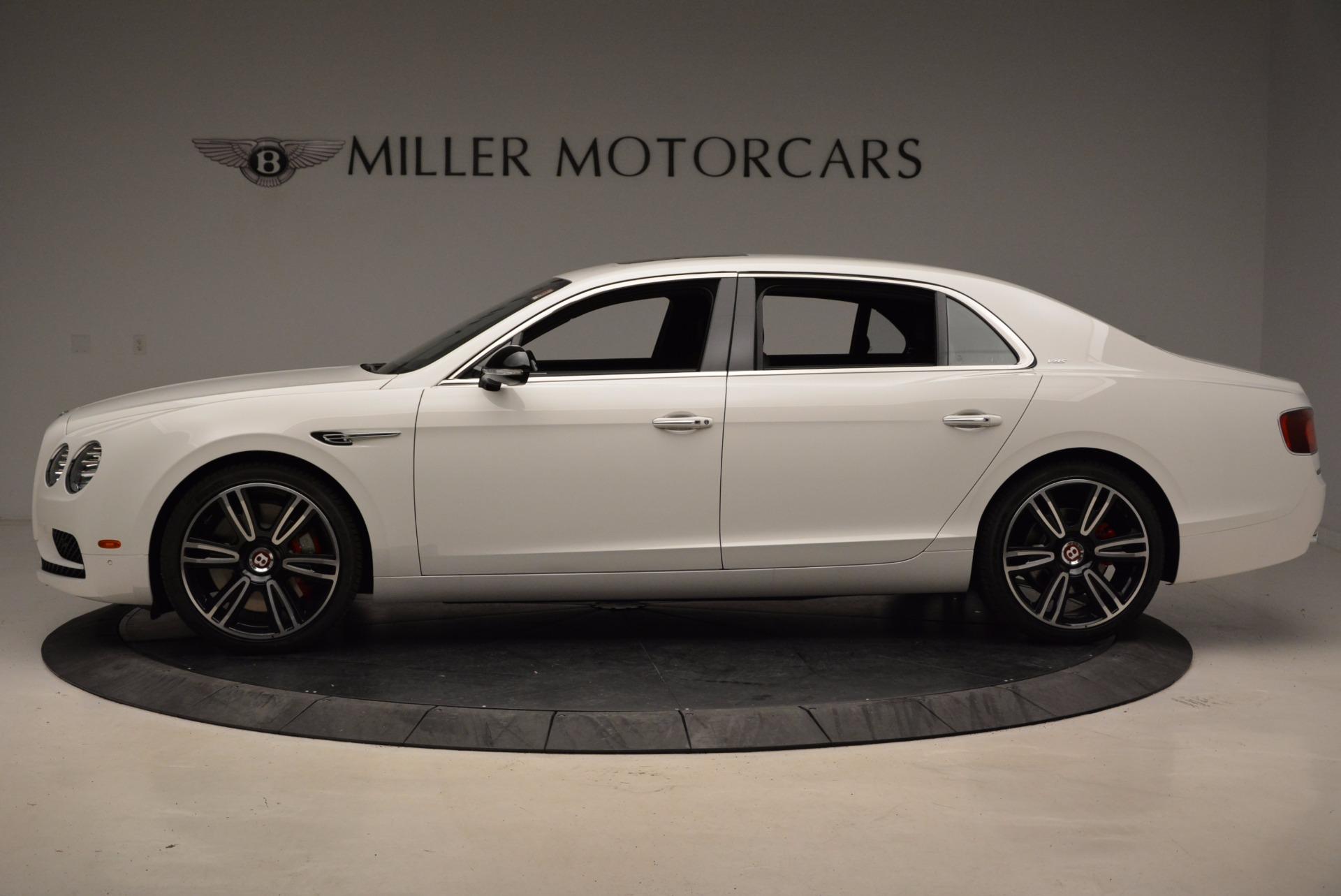 New 2017 Bentley Flying Spur V8 S