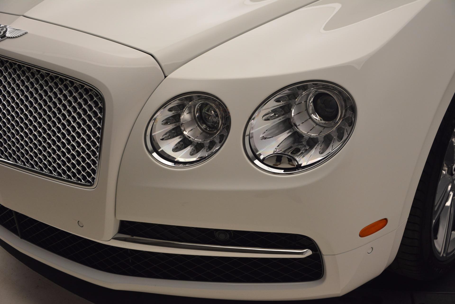 New 2017 Bentley Flying Spur W12