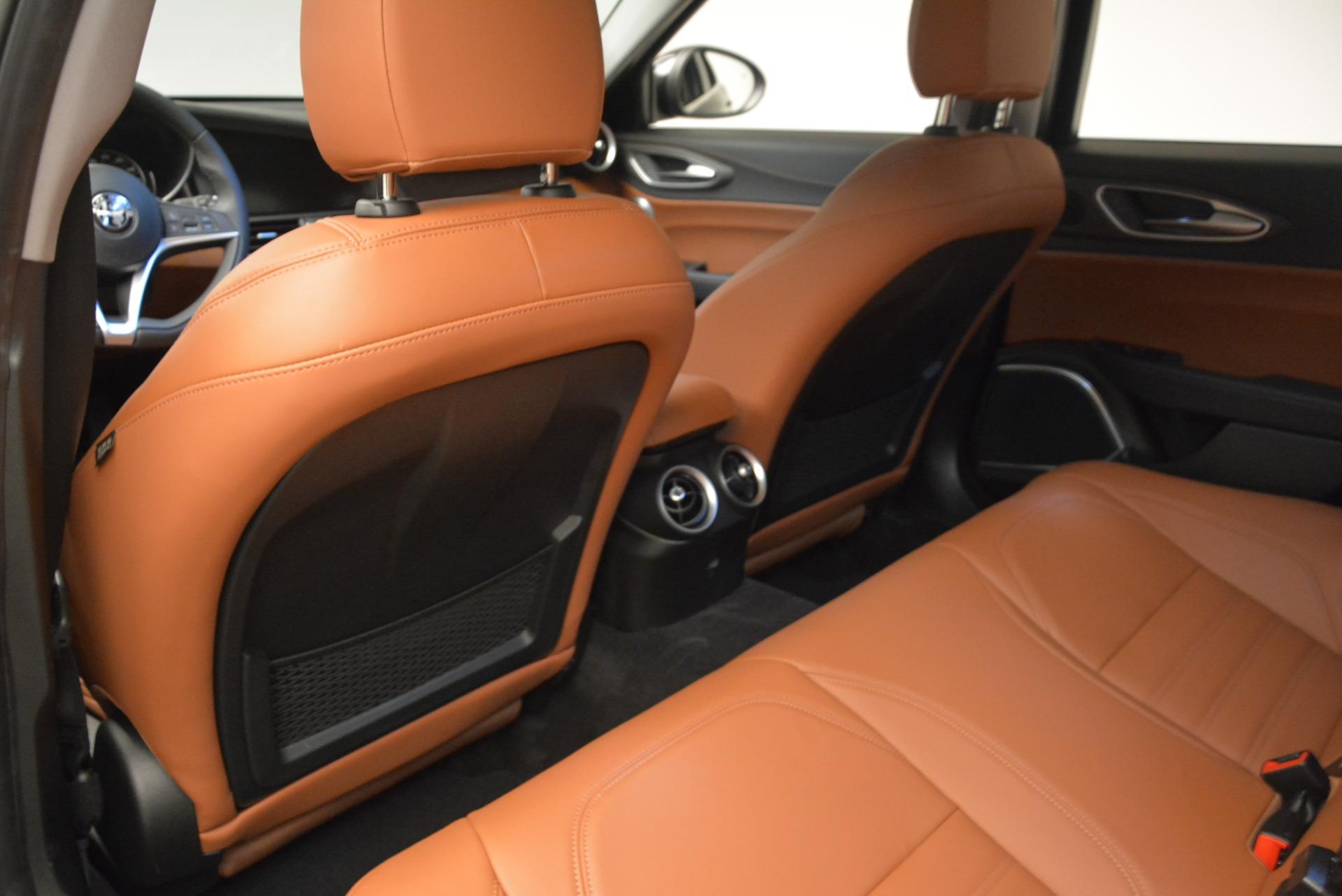 New 2018 Alfa Romeo Giulia Ti Lusso Q4