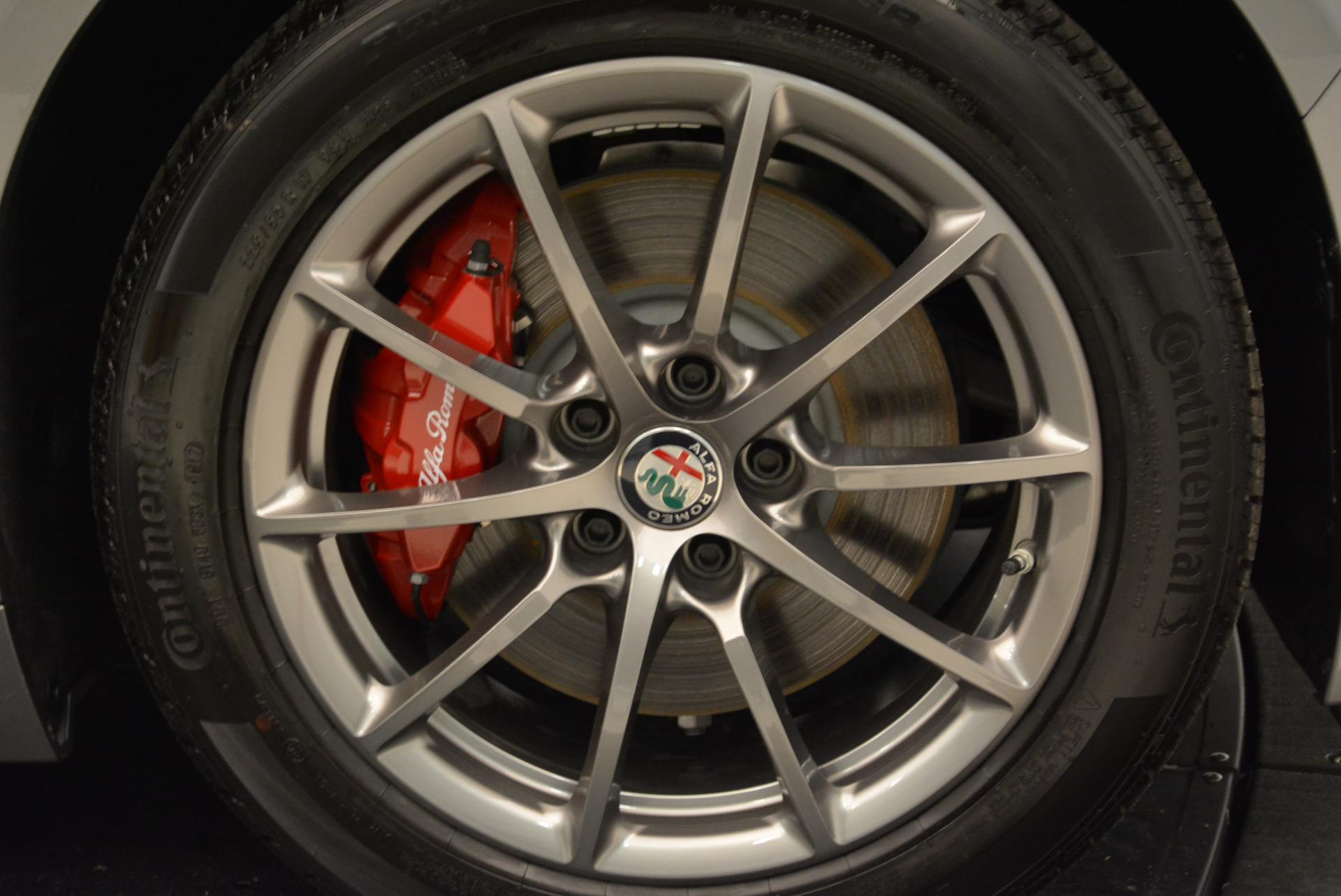 New 2018 Alfa Romeo Giulia Q4