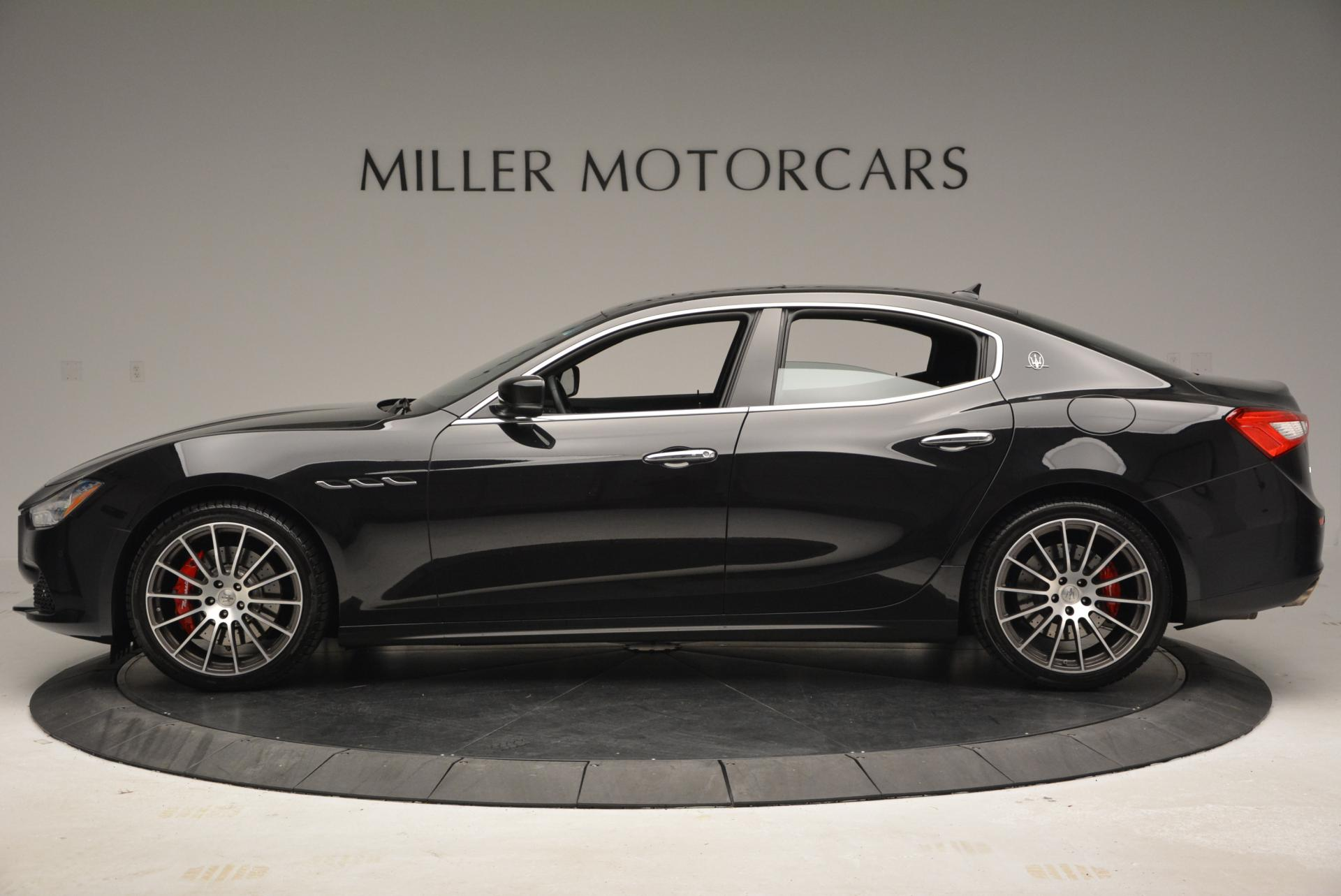 New 2016 Maserati Ghibli S Q4