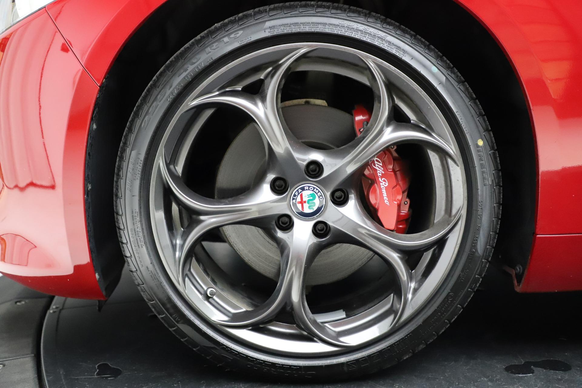 Used 2018 Alfa Romeo Giulia Ti Sport Q4