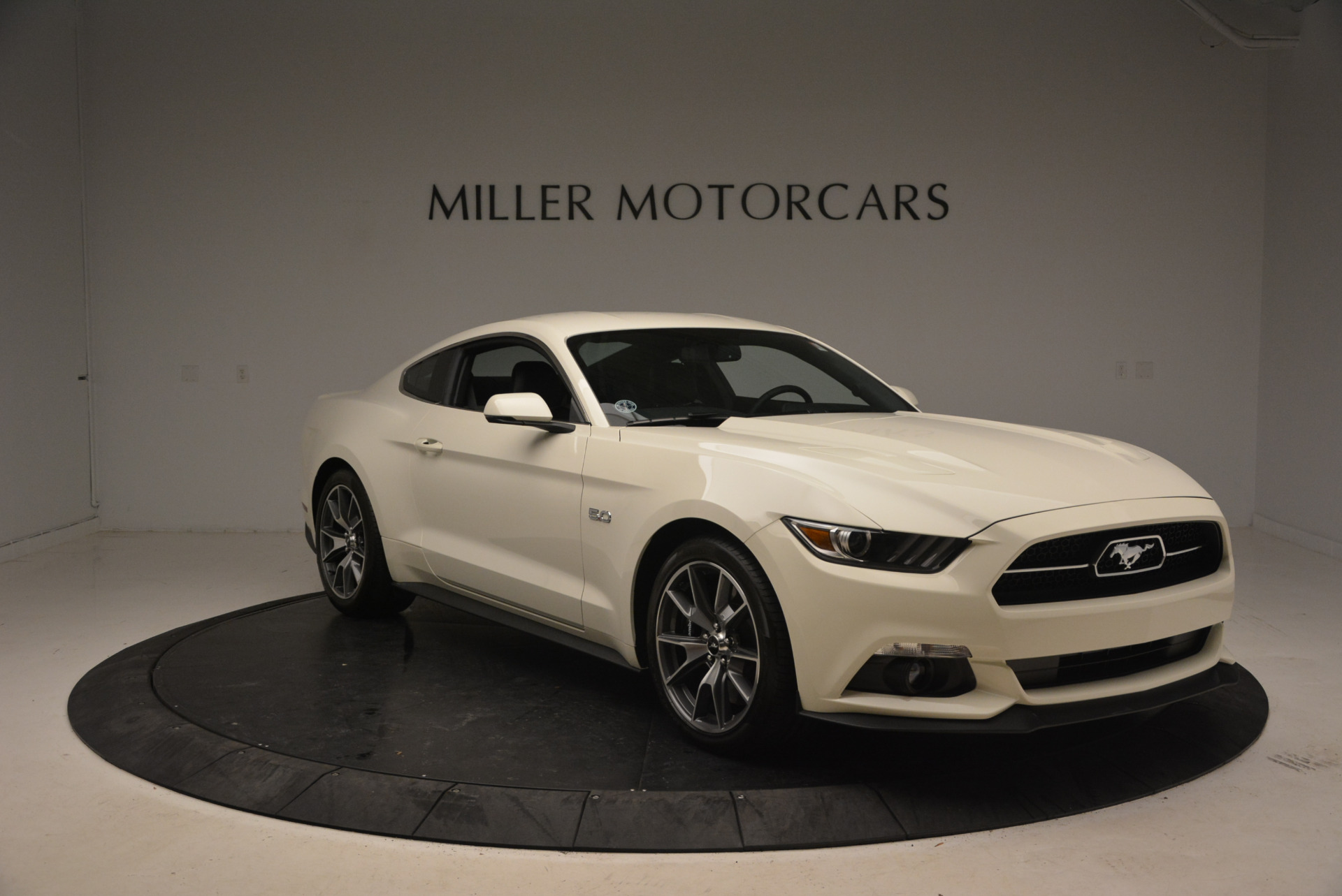 Used 2015 Ford Mustang GT 50 Years Limited Edition