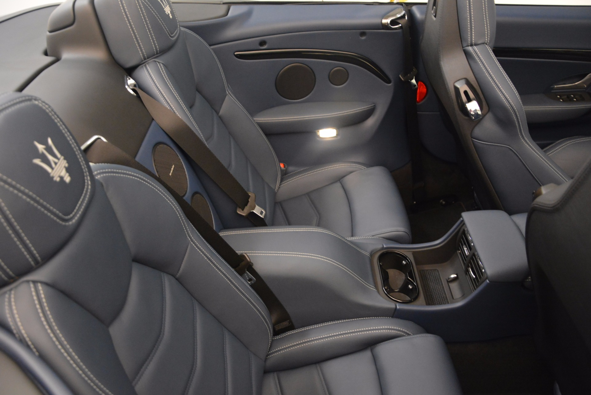 New 2018 Maserati GranTurismo Sport Convertible