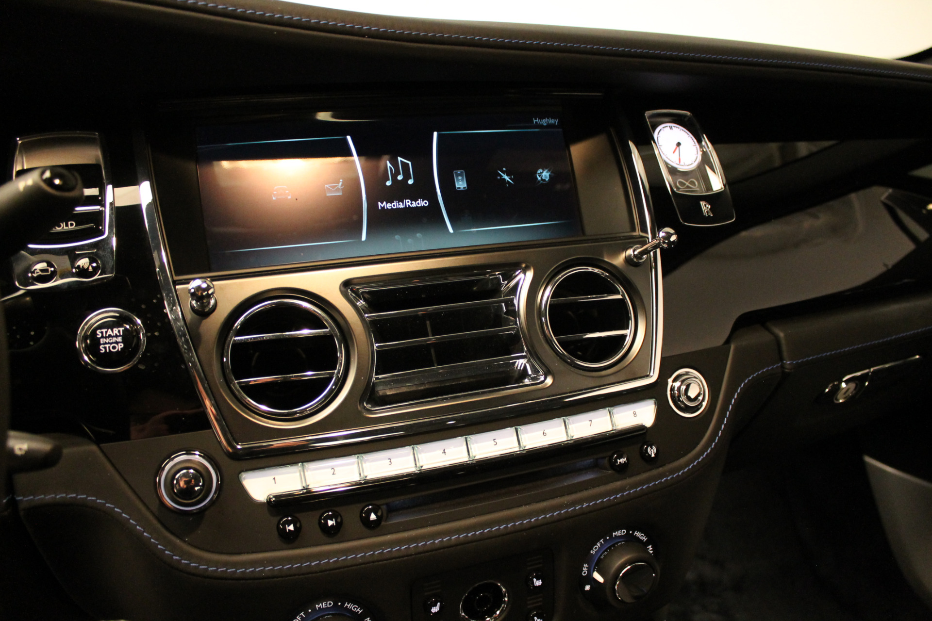New 2018 Rolls Royce Wraith Black Badge
