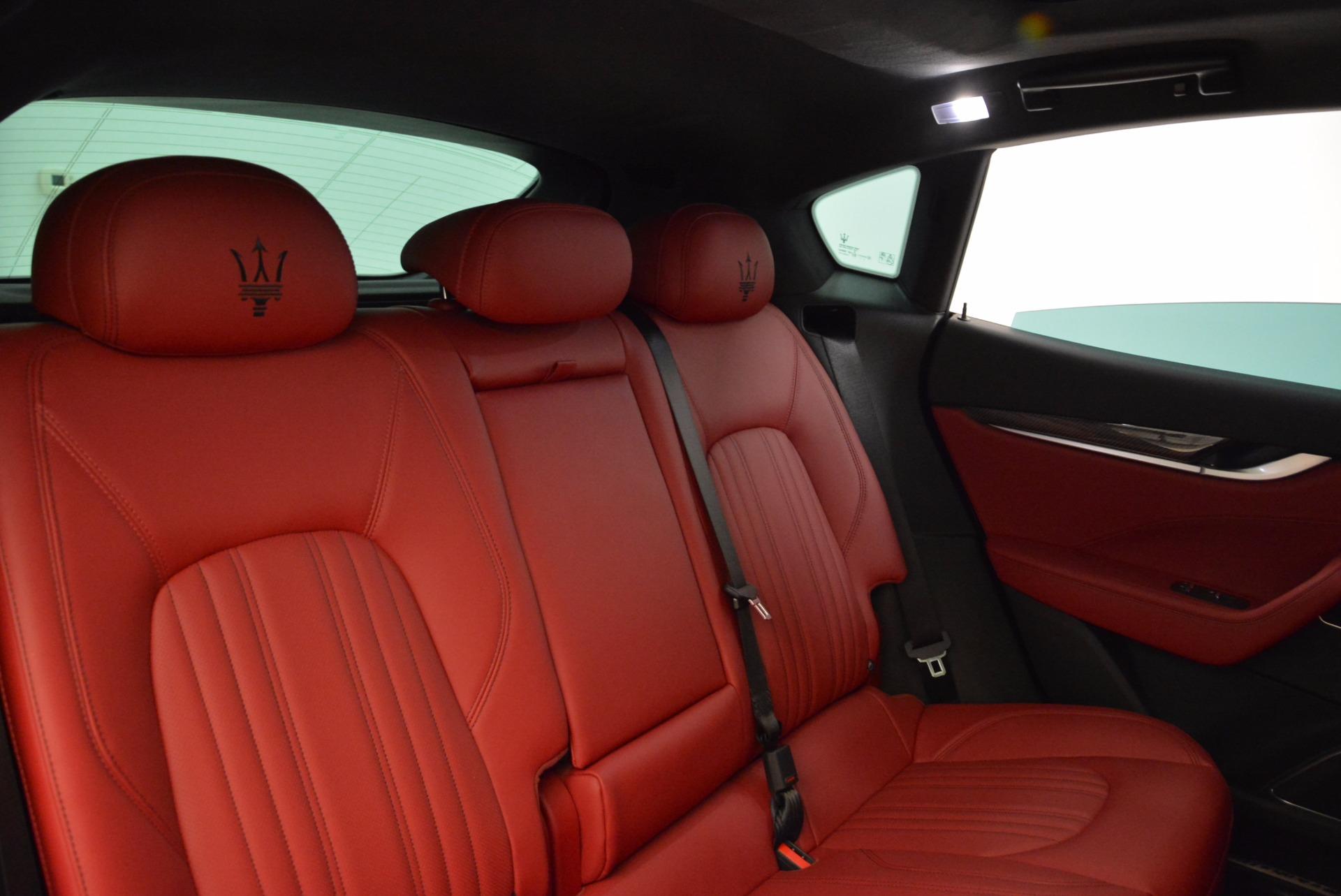 New 2017 Maserati Levante S Q4