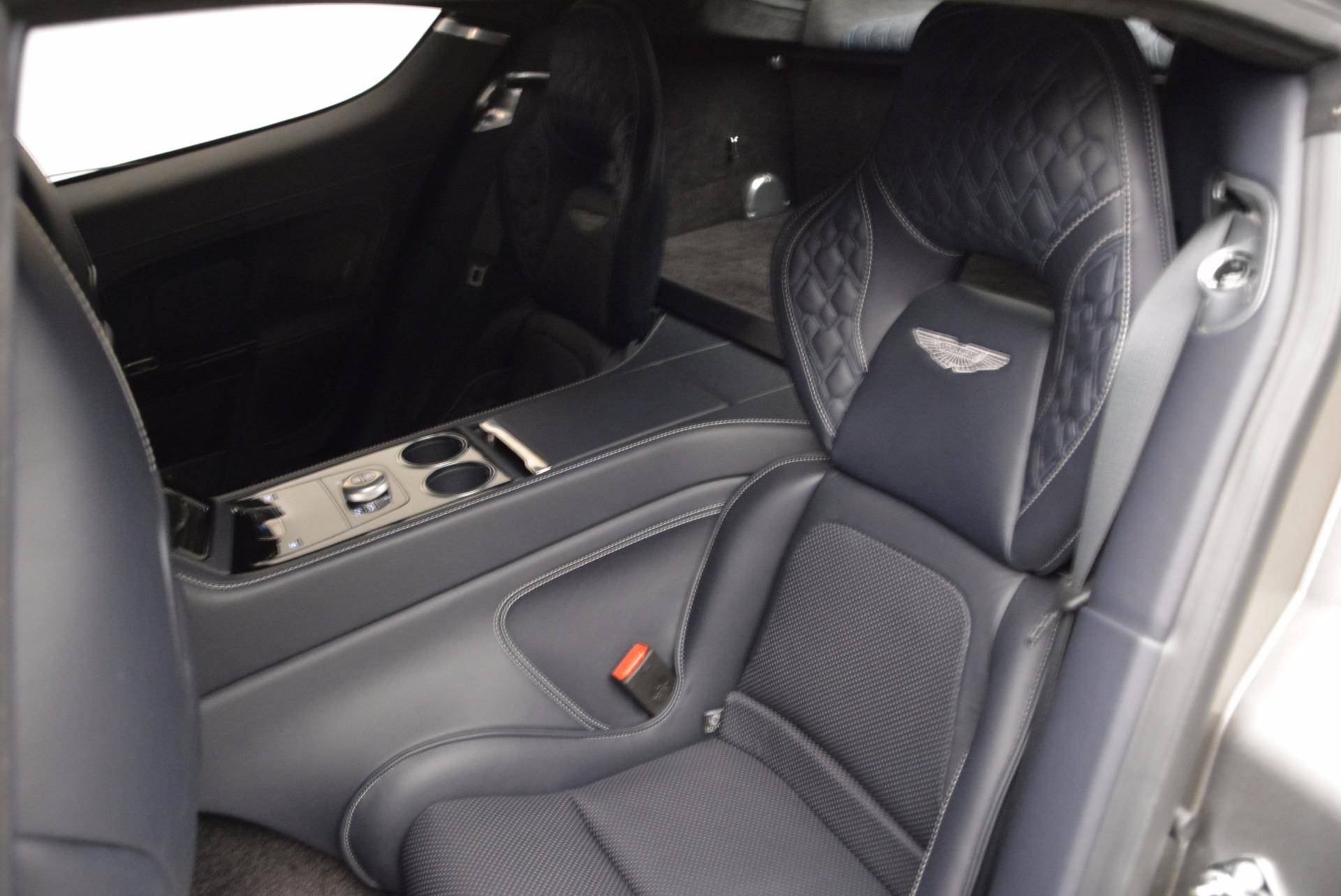 Used 2017 Aston Martin Rapide S Sedan