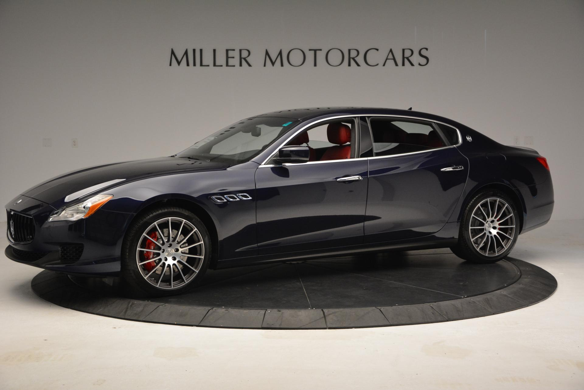 New 2016 Maserati Quattroporte S Q4 ******* DEALER'S DEMO