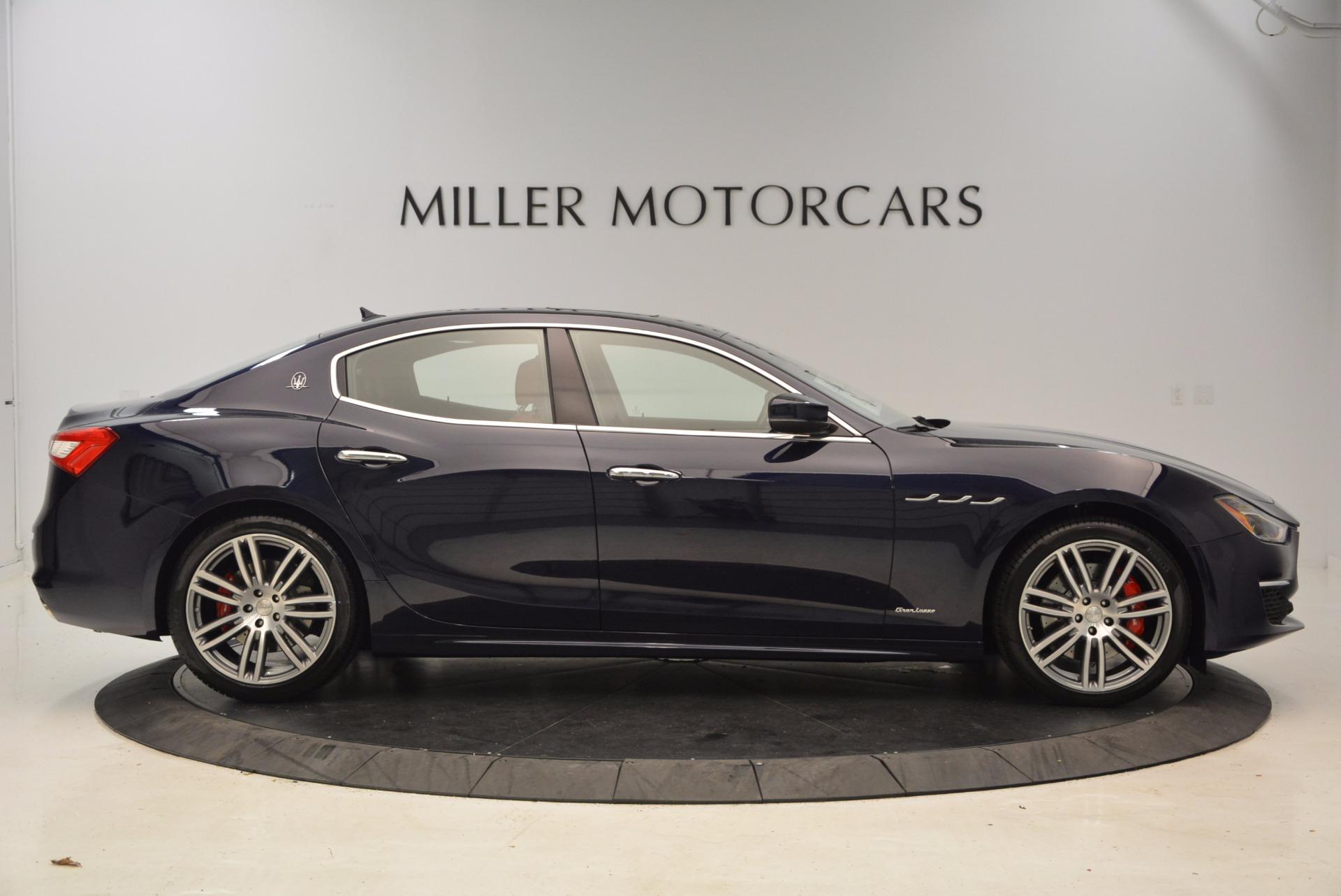 New 2018 Maserati Ghibli S Q4 GranLusso
