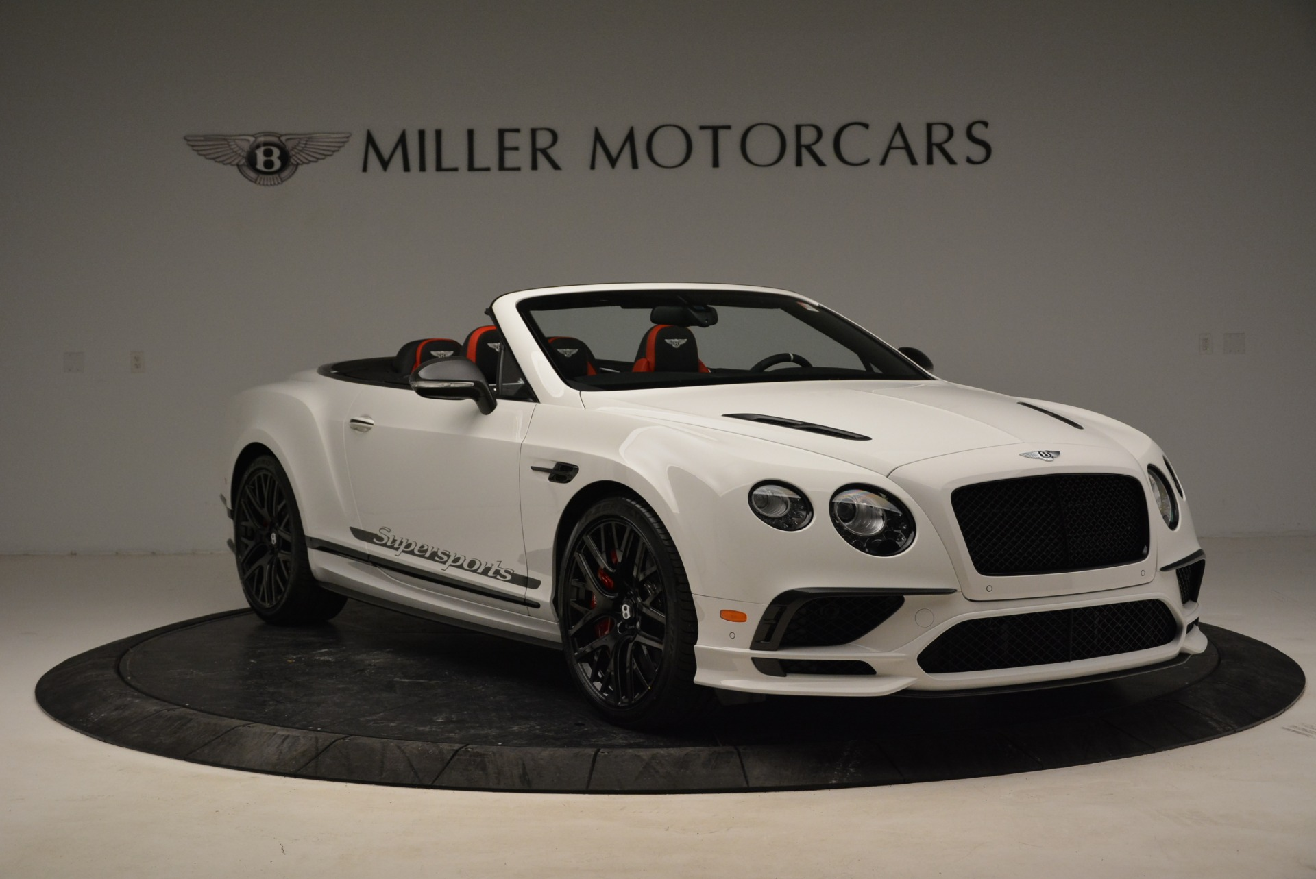 Used 2018 Bentley Continental GTC Supersports Convertible