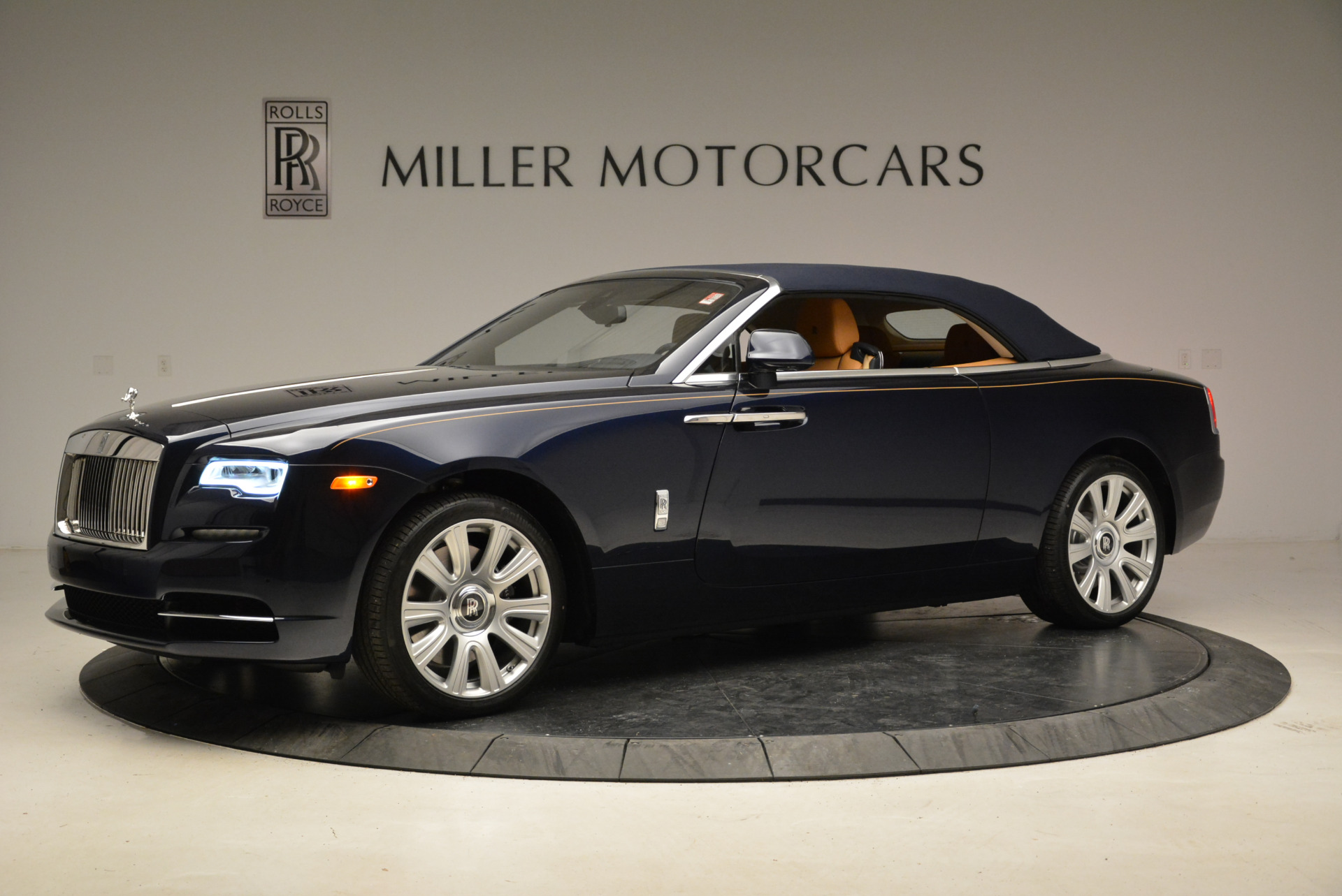 New 2018 Rolls Royce Dawn