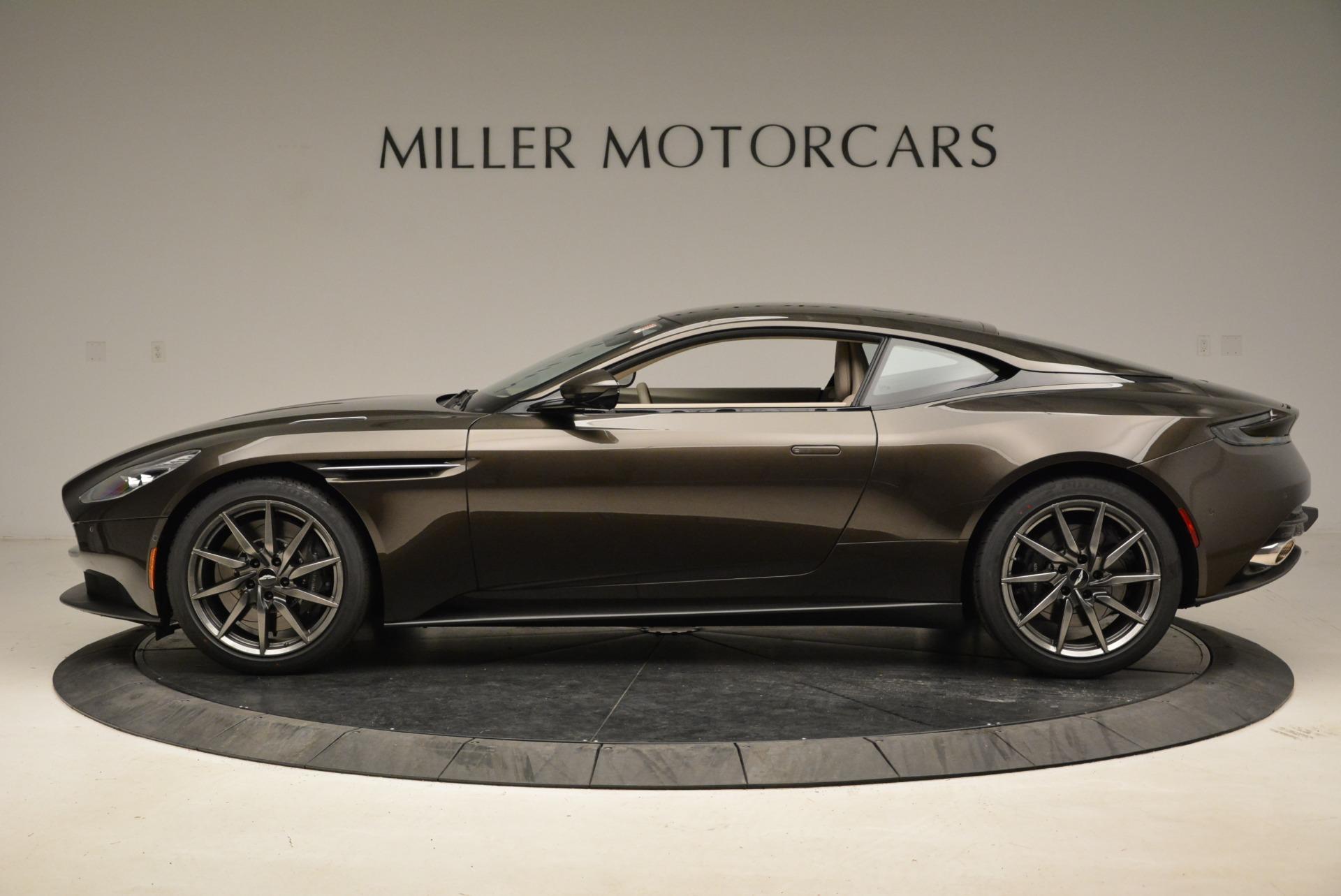 New 2018 Aston Martin DB11 V12