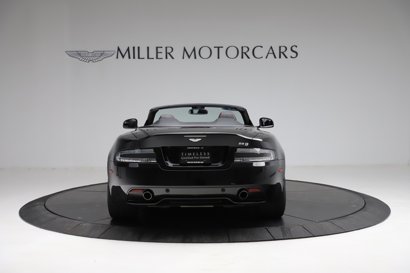 Used 2015 Aston Martin DB9 Convertible
