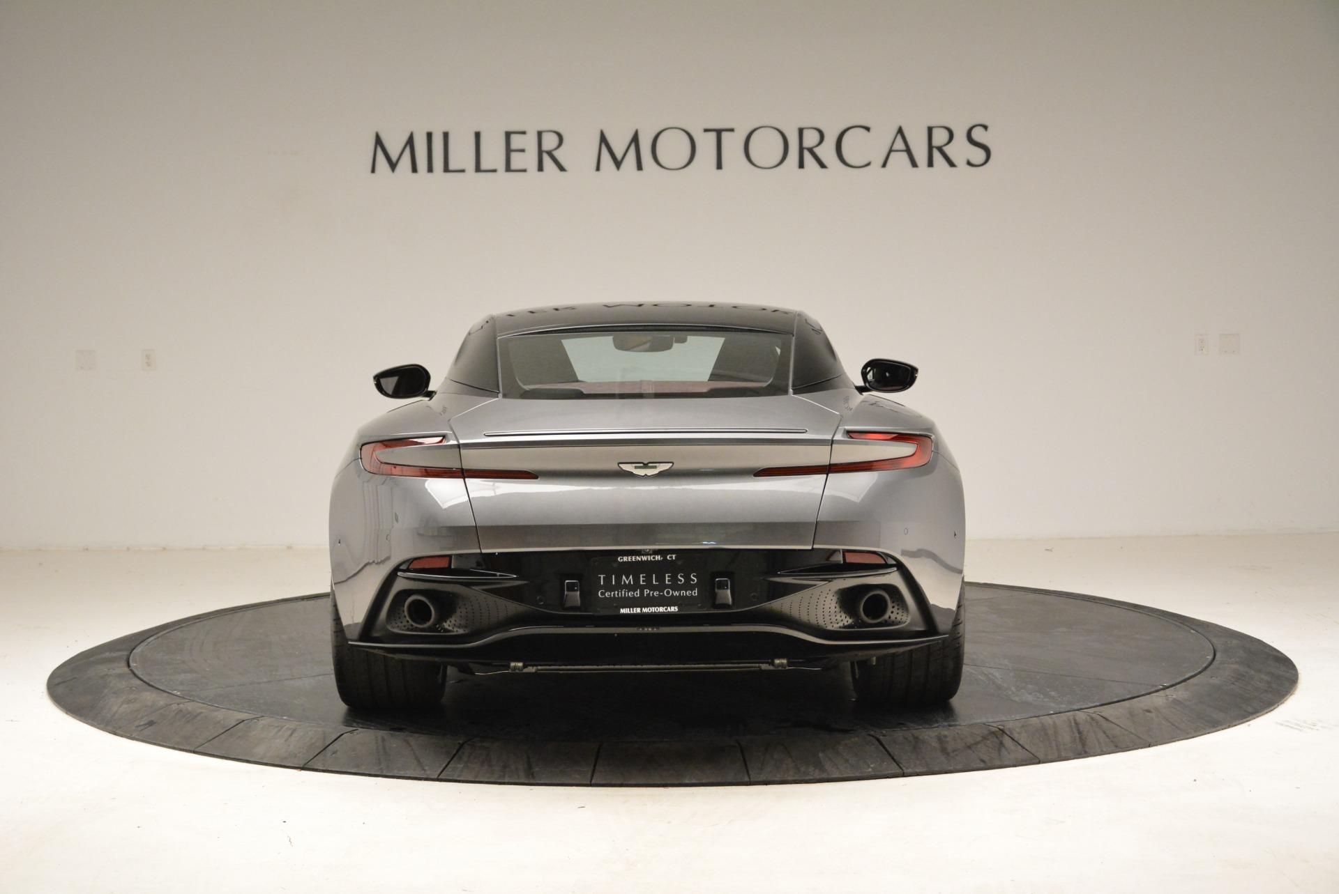 Used 2017 Aston Martin DB11 V12 Launch Edition