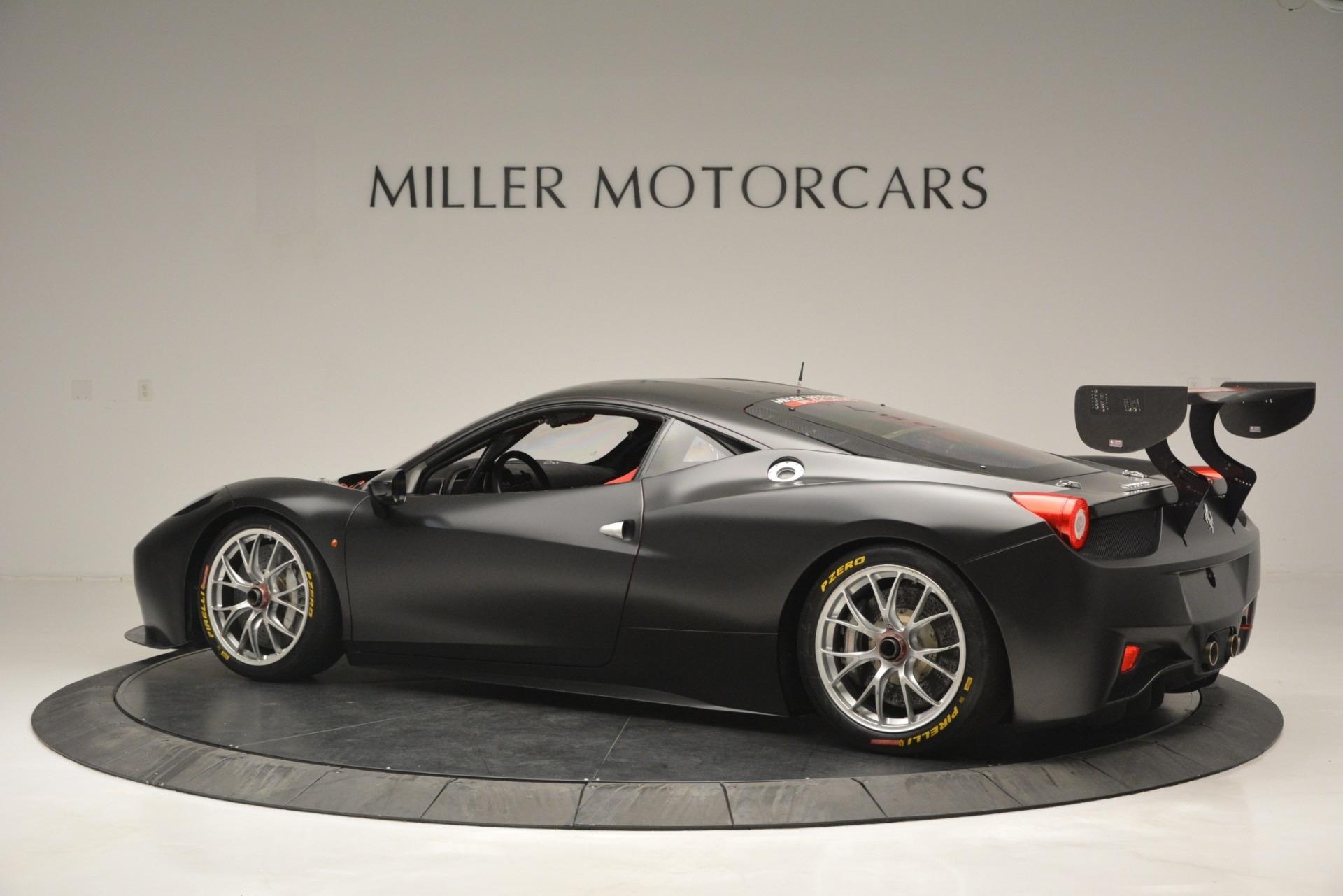 Used 2013 Ferrari 458 Challenge