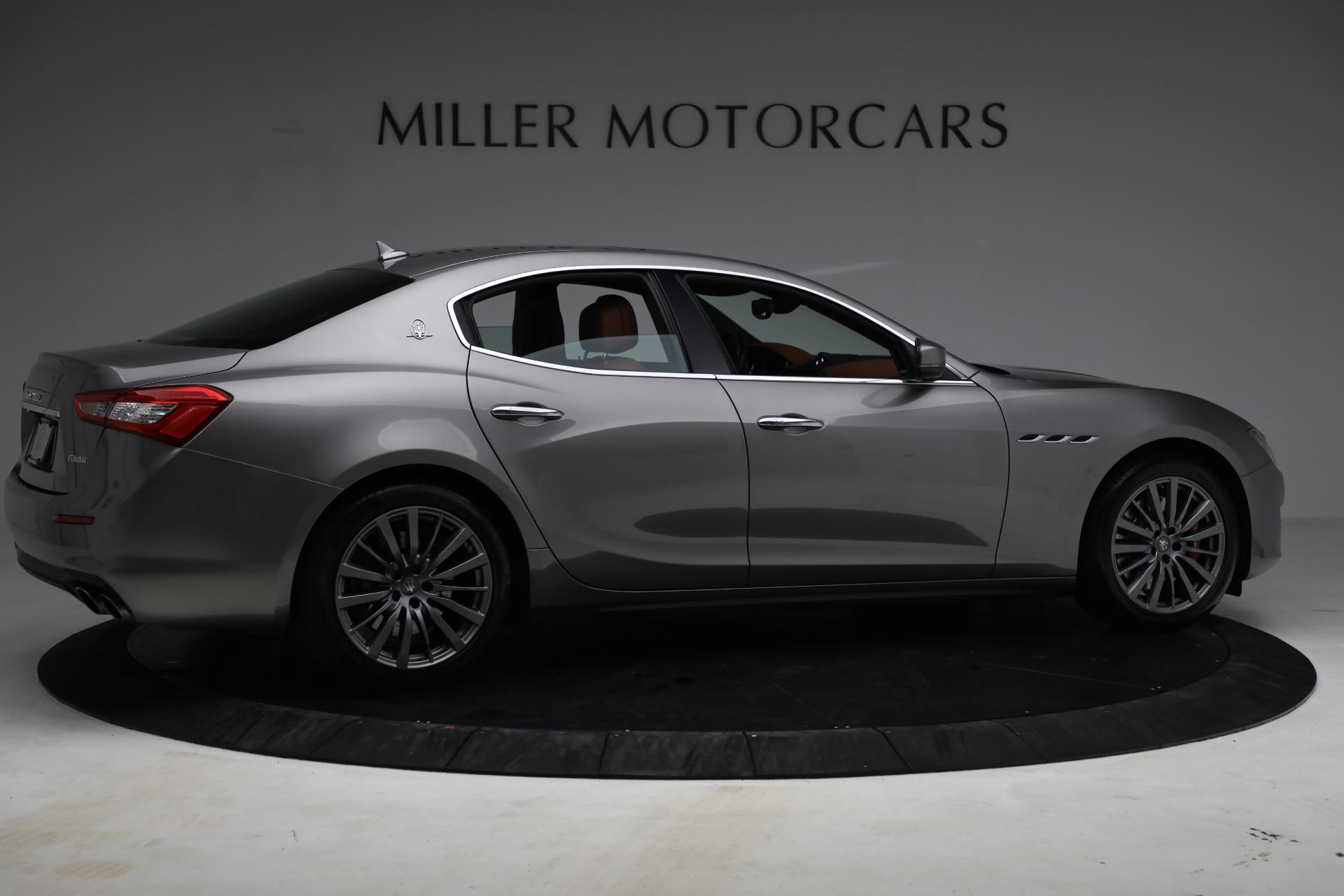 Used 2018 Maserati Ghibli S Q4