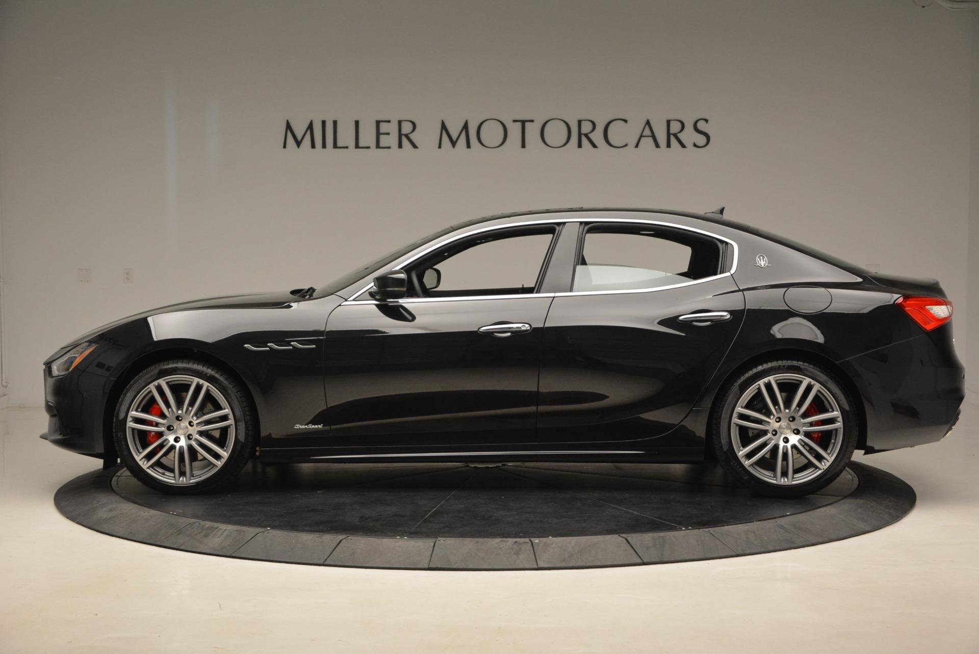 New 2018 Maserati Ghibli S Q4 GranSport