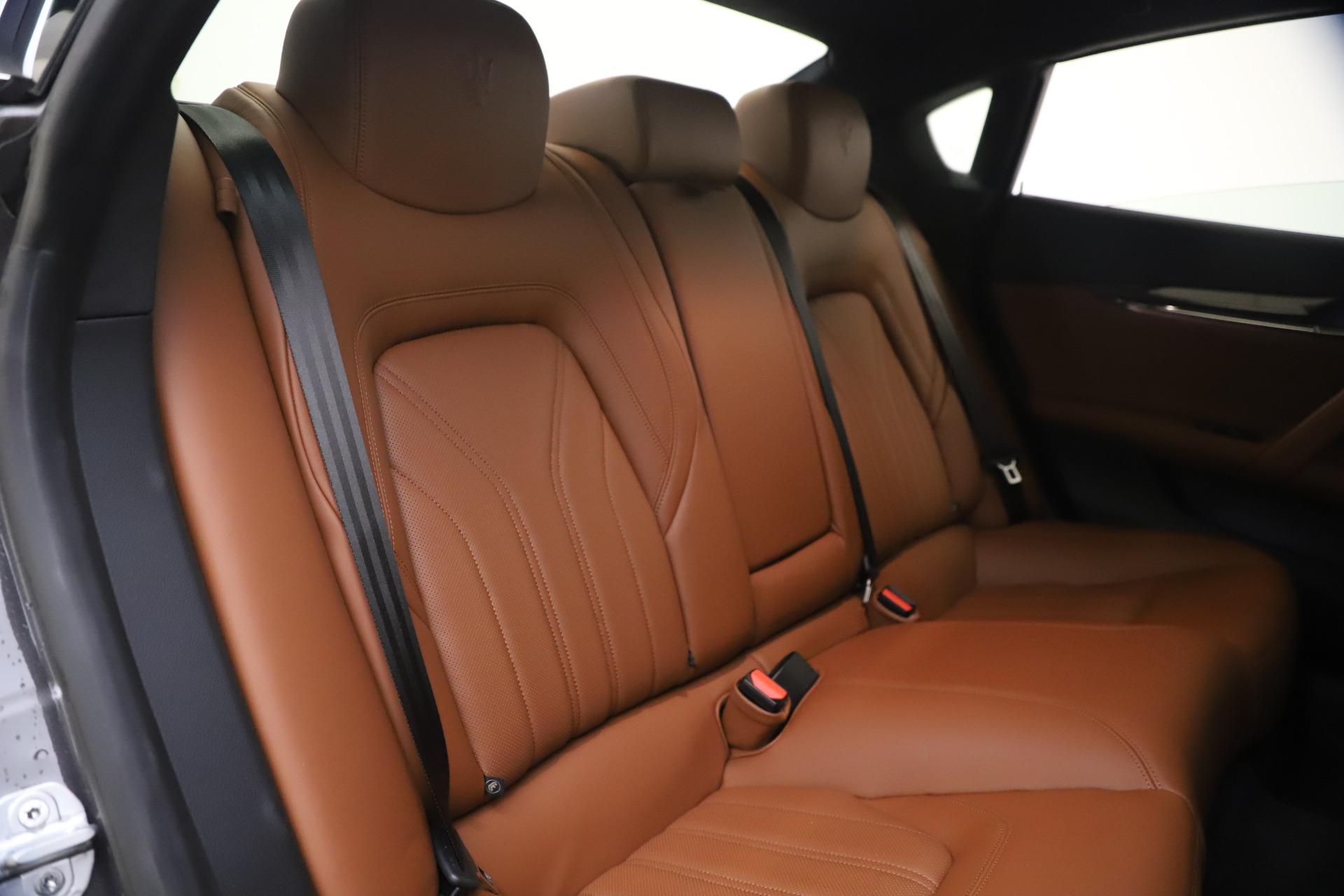 Used 2018 Maserati Quattroporte S Q4 GranLusso