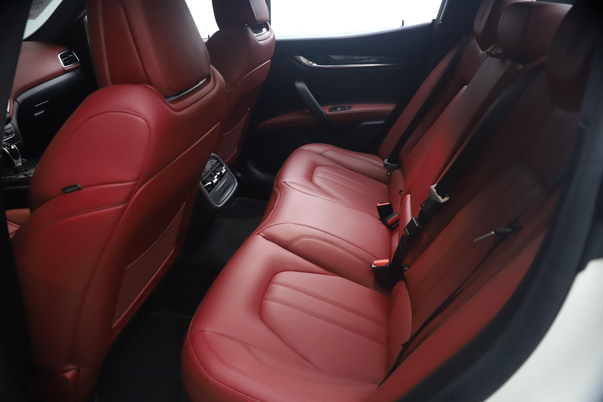 Used 2018 Maserati Ghibli S Q4 GranSport