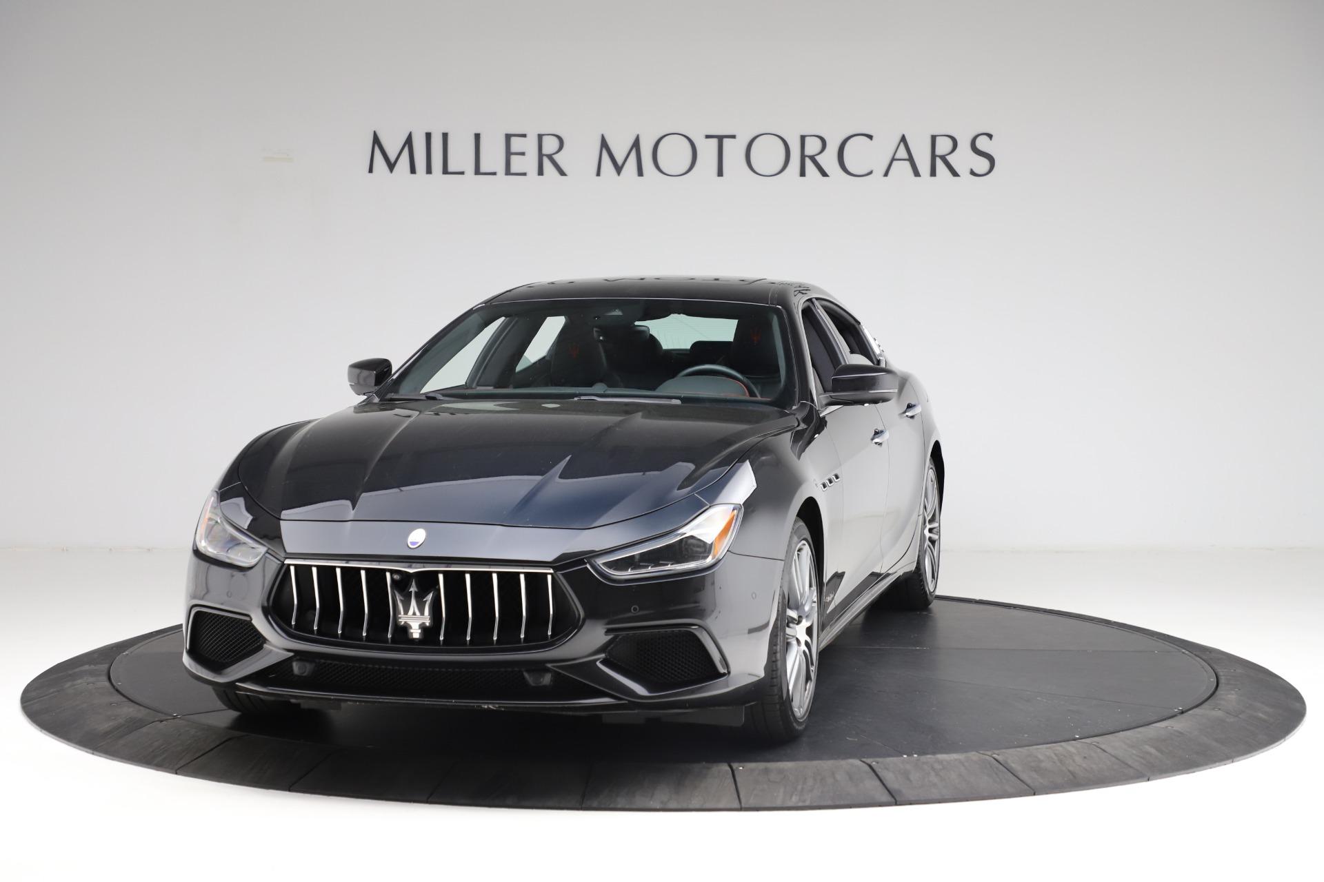 Used 2018 Maserati Ghibli S Q4 Gransport   Greenwich, CT